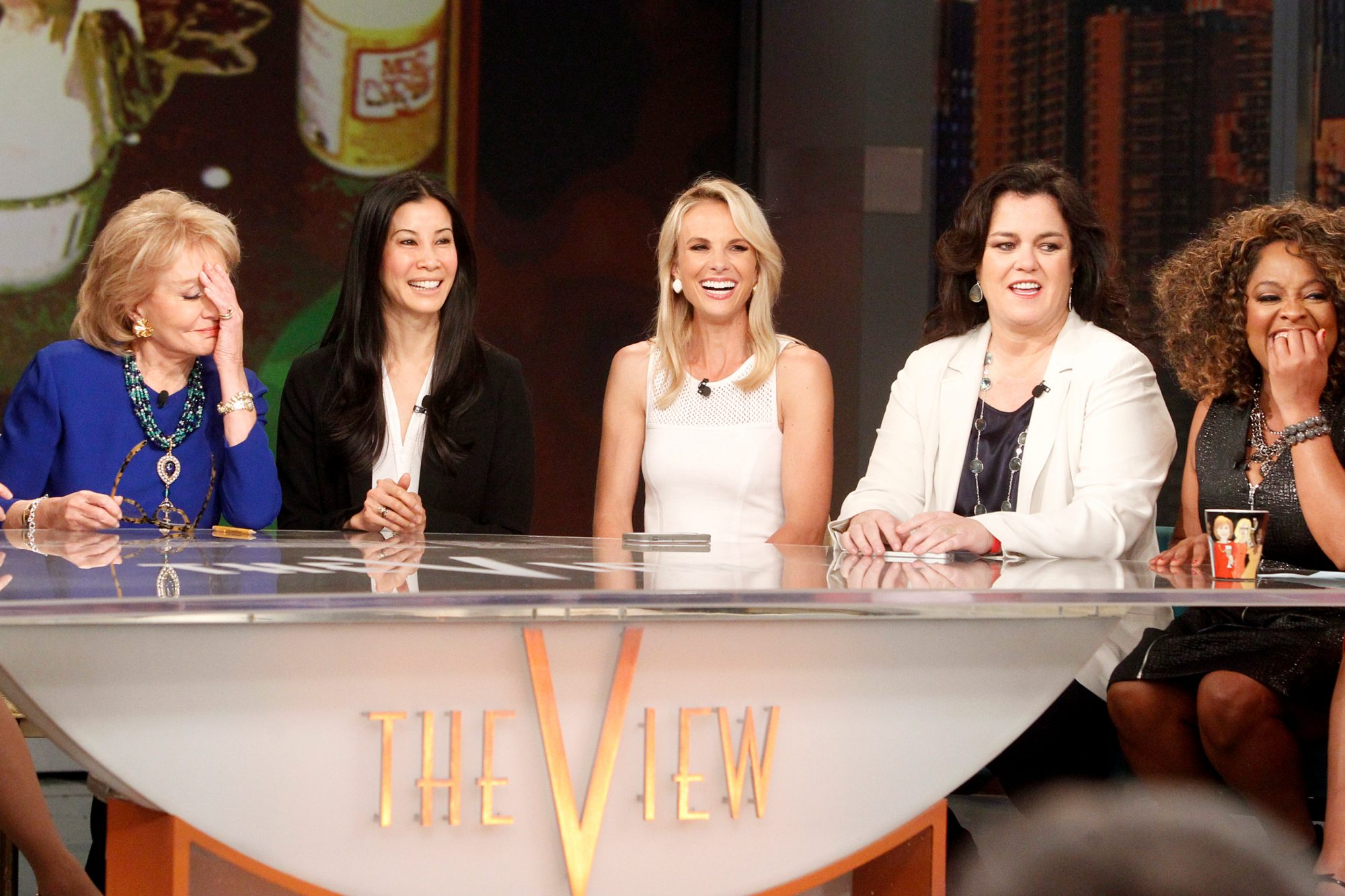 "ABC's ""The View"" - Season 17"