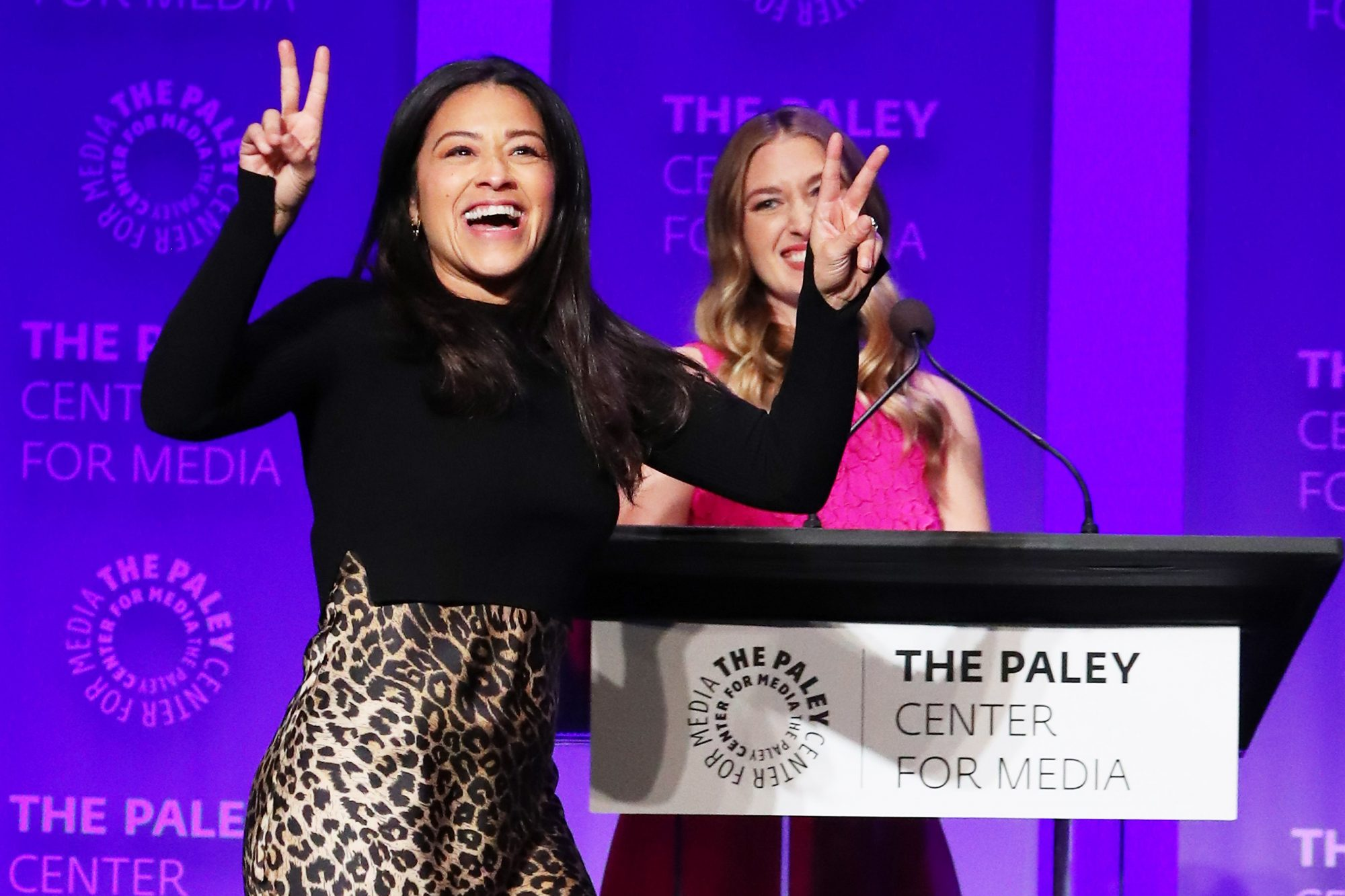 """The Paley Center For Media's 2019 PaleyFest LA - """"Jane The Virgin"""" And """"Crazy Ex-Girlfriend"""": The Farewell Seasons"""