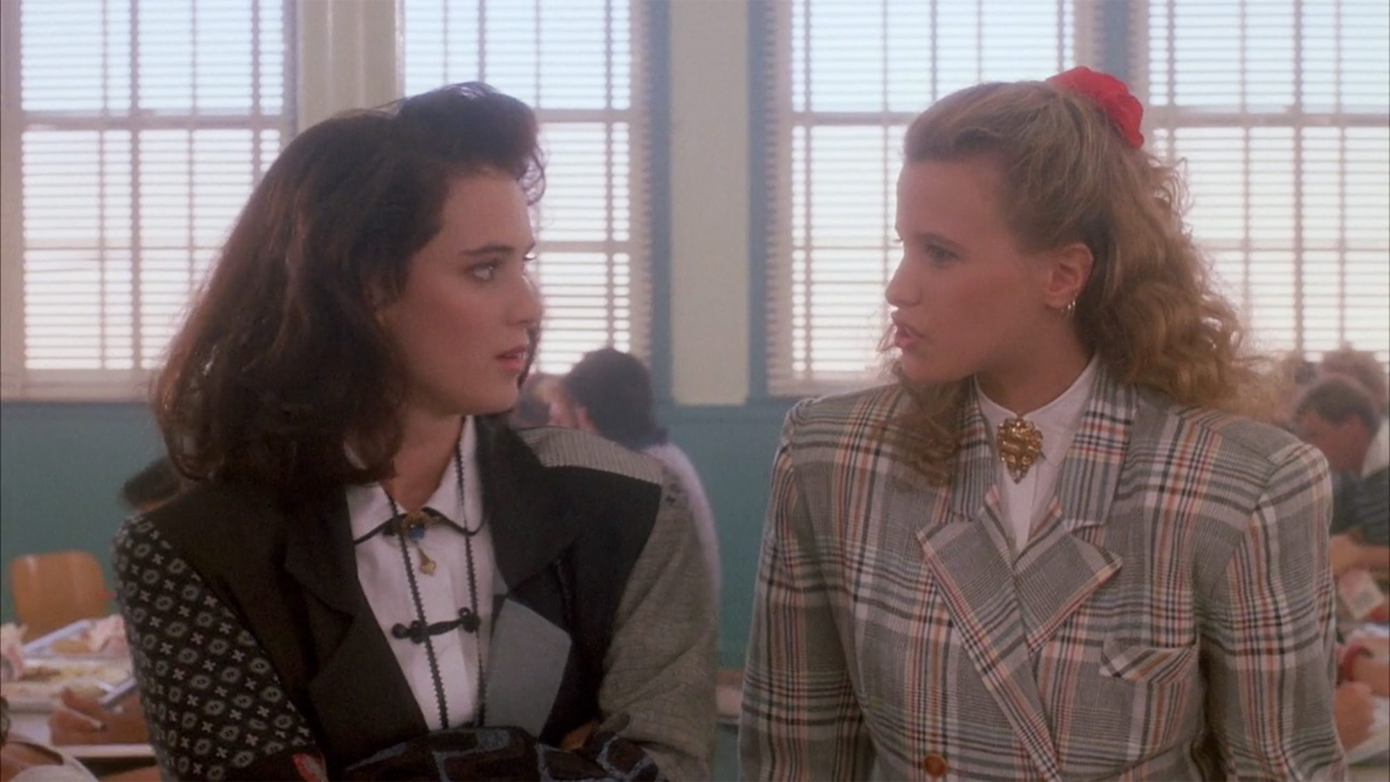 Heathers - 1989Credit: New World Pictures