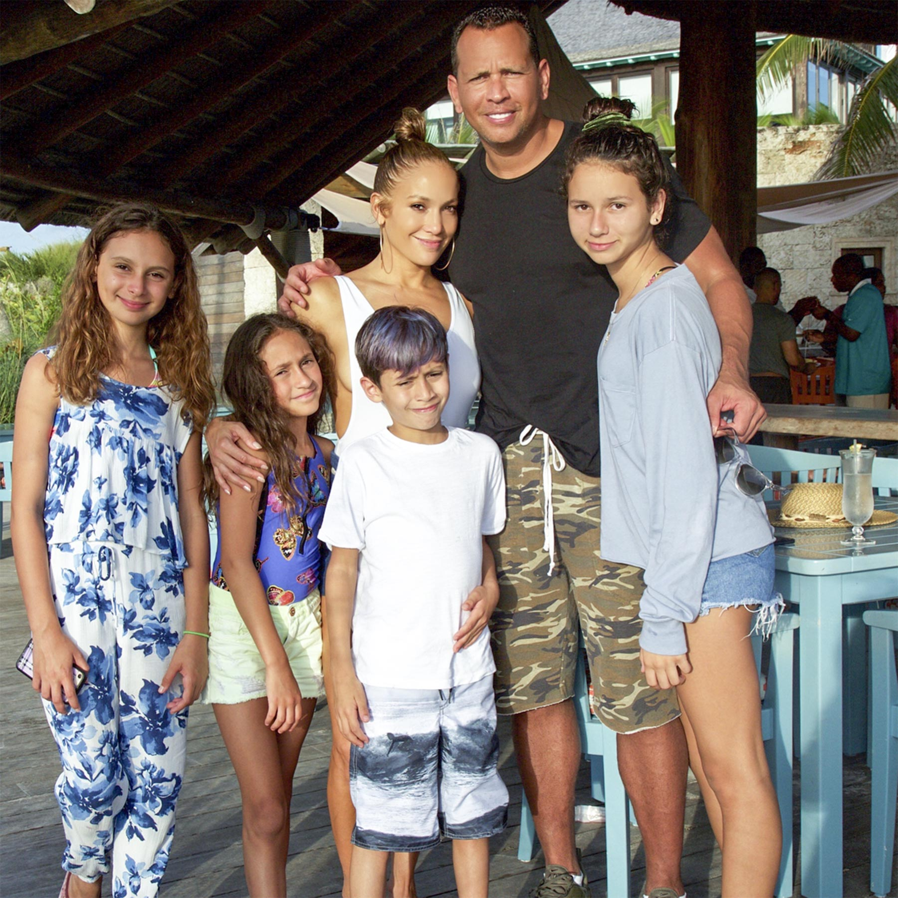 Jennifer Lopez And Alex Rodriguez S Kids Will Be Part Of Wedding Source People Com