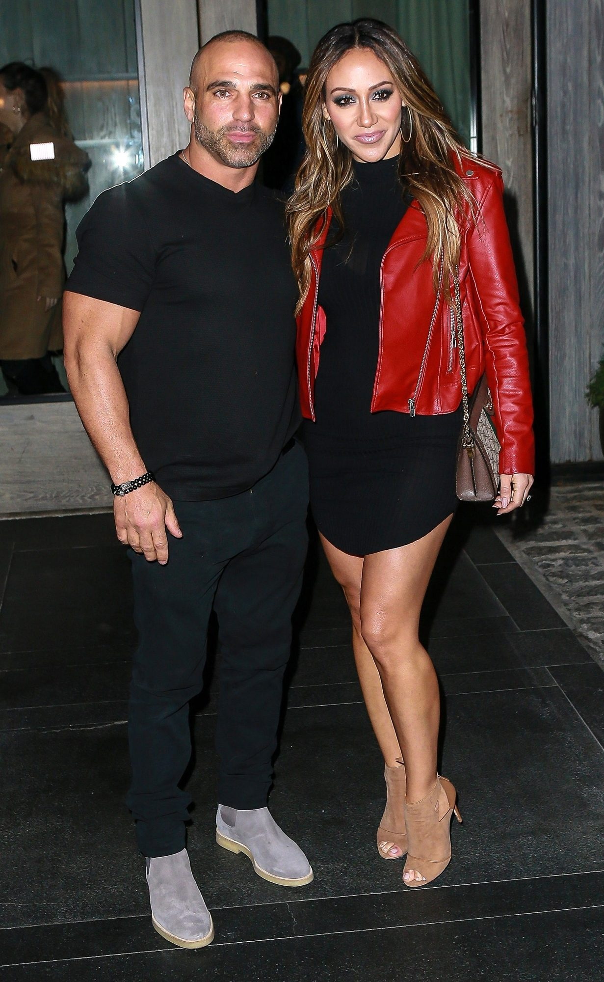 Teresa Giudice makes an appearance at Joe Gorga's Book release party
