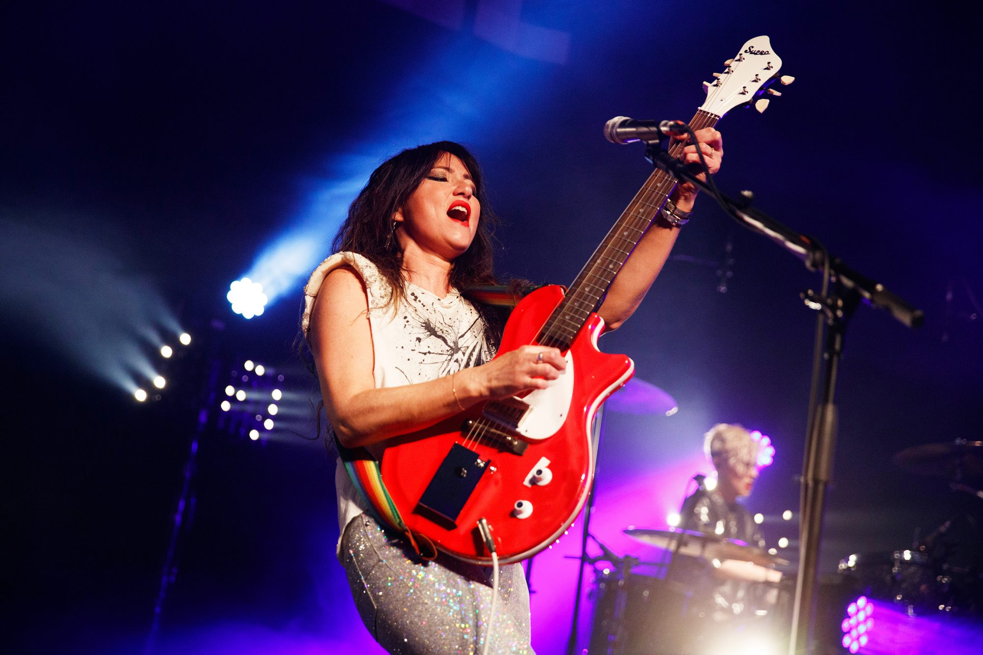 KT Tunstall Performs At The Roundhouse London