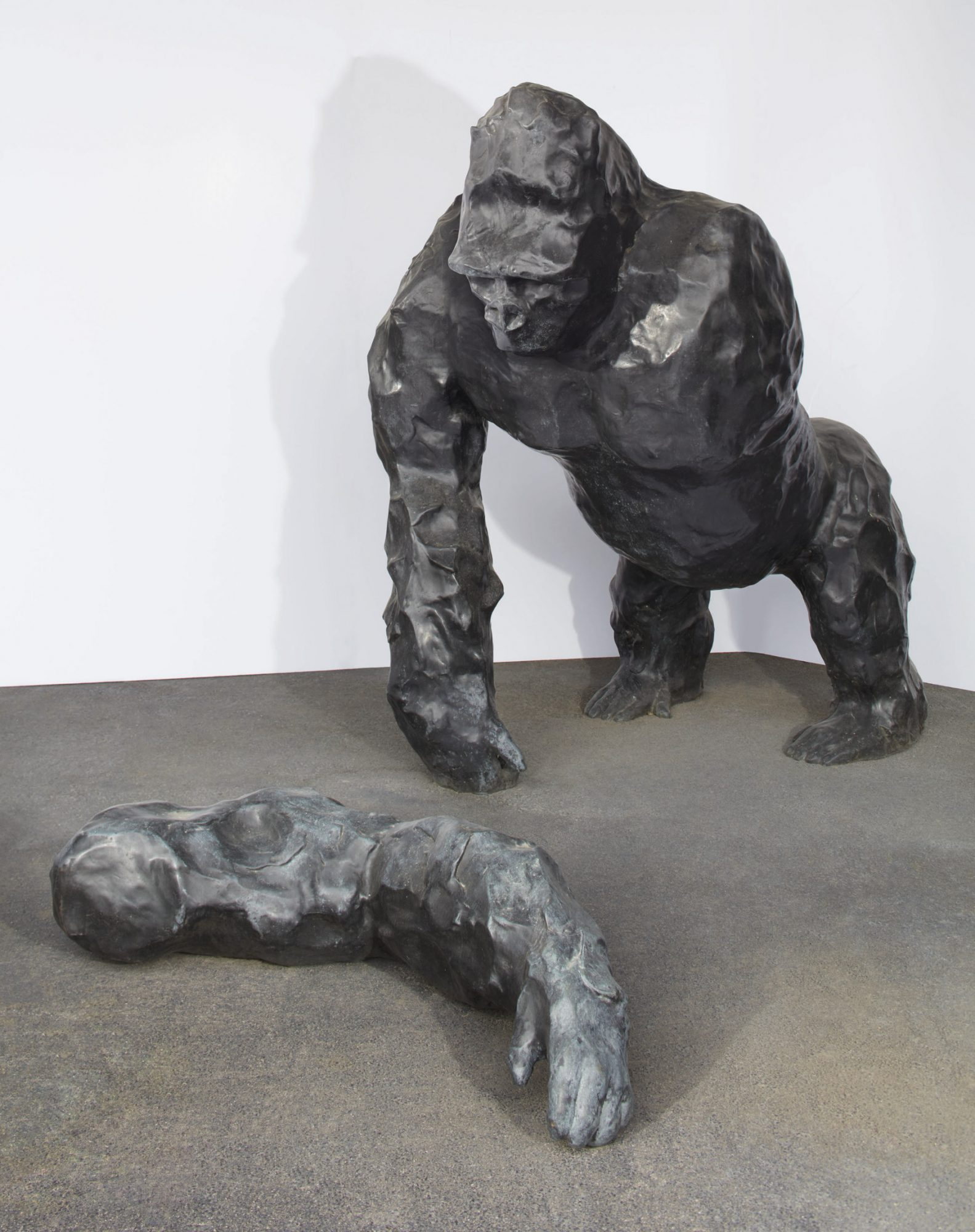 Lot 20 - Angus Fairhurst, A Couple of Differences Between Thinking and Feeling II