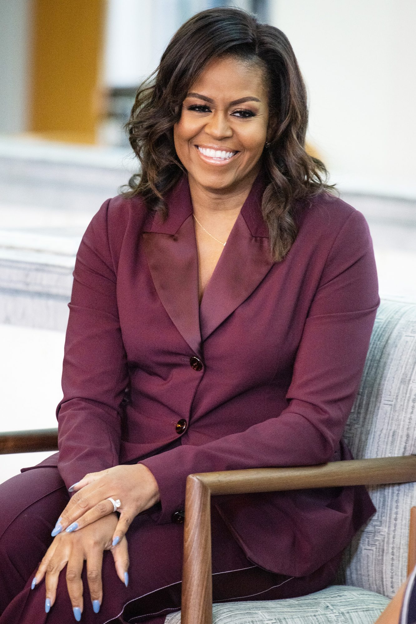 Michelle Obama Visits The Tacoma Public Library