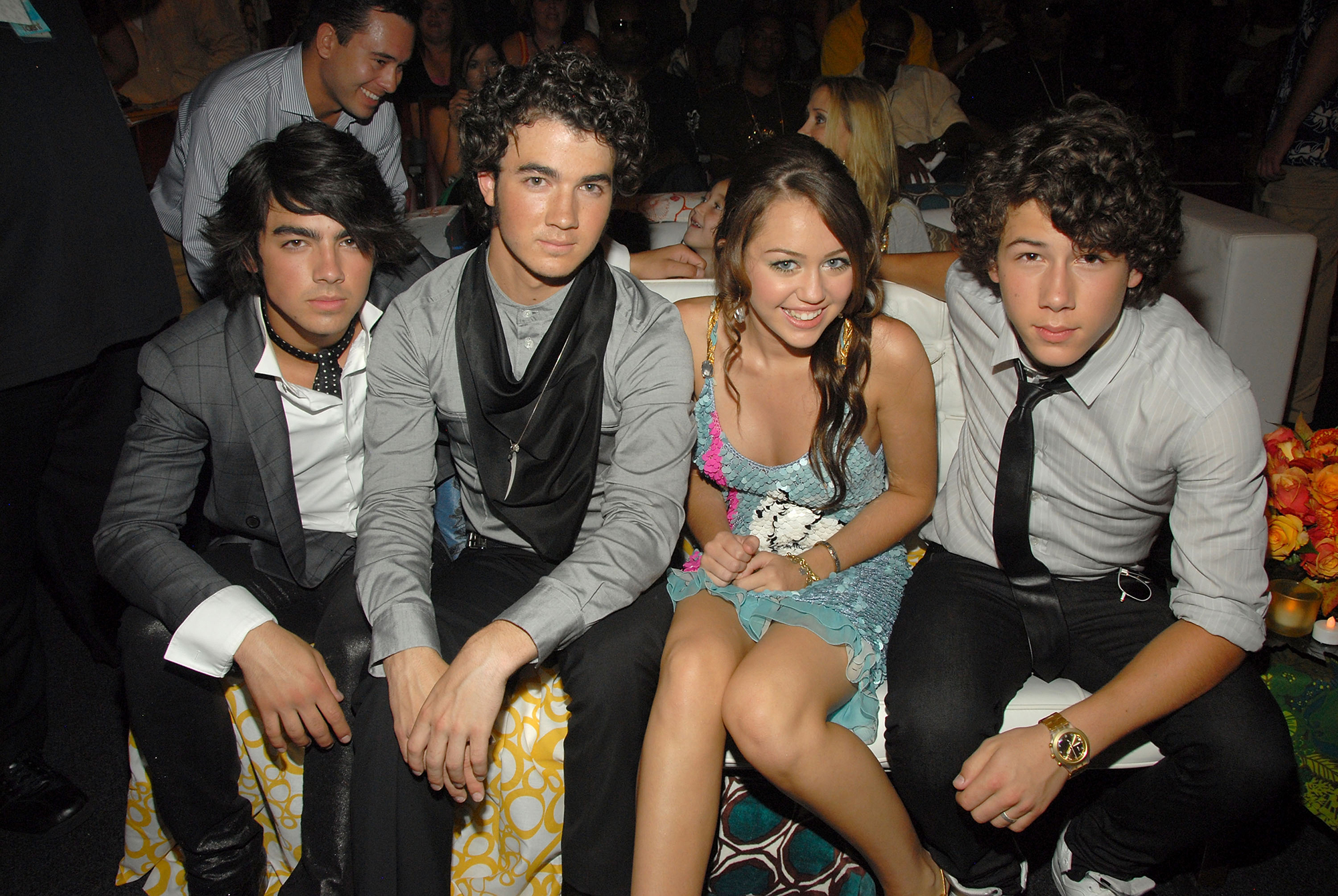 2007 Teen Choice Awards - Audience and Backstage