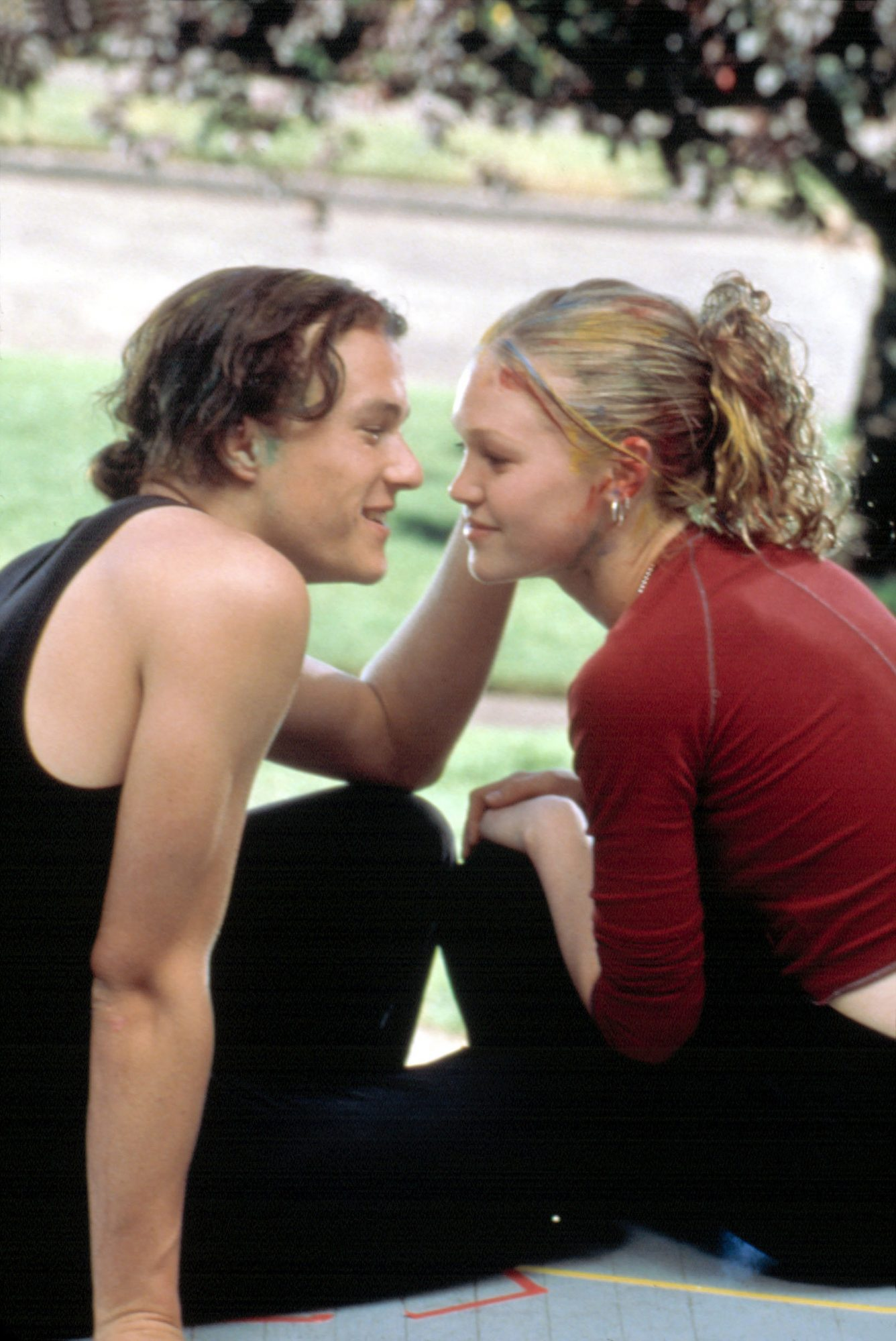 10 THINGS I HATE ABOUT YOU, Heath Ledger, Julia Stiles, 1999