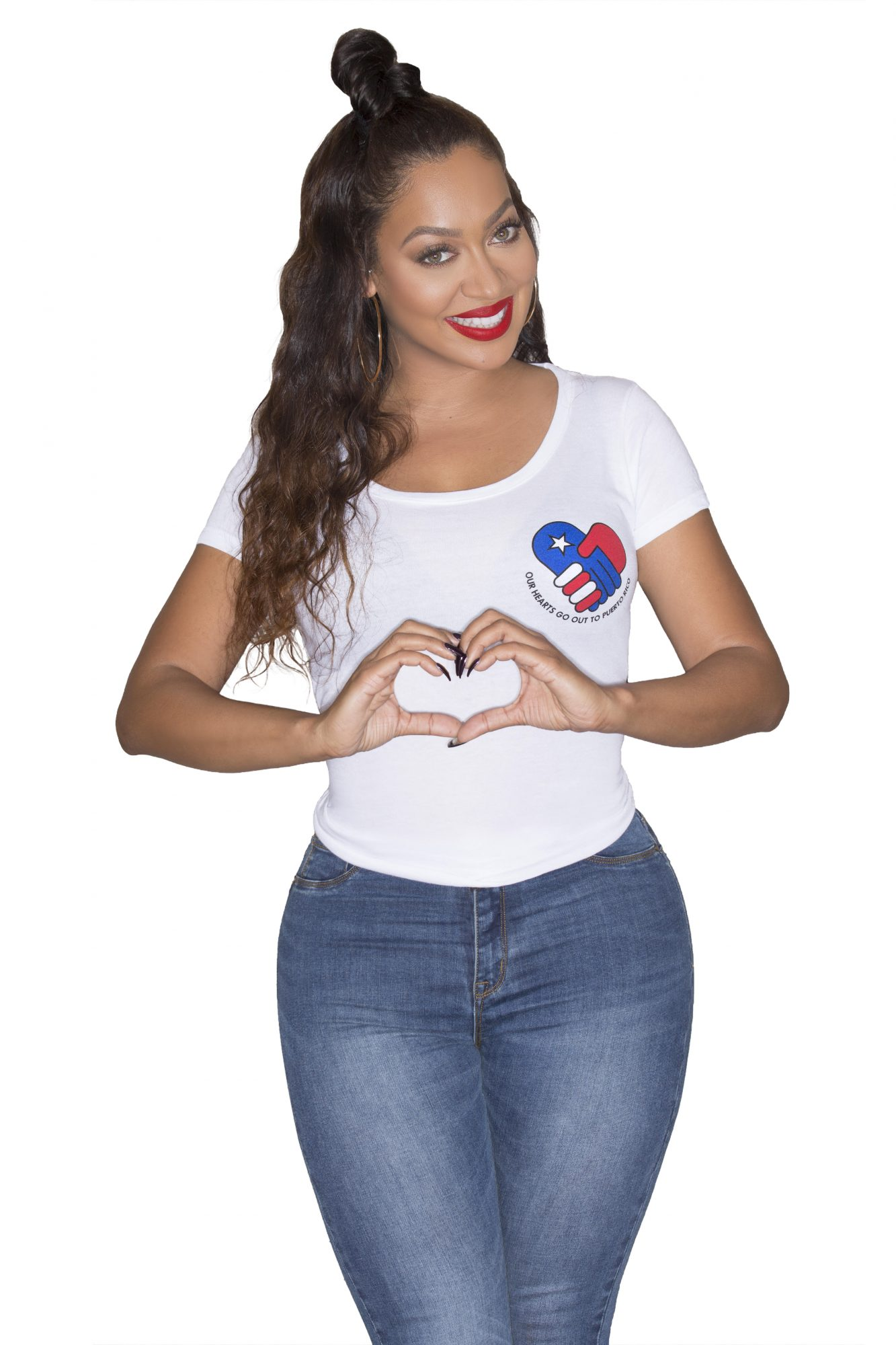 Our Hearts Go Out To Puerto Rico Shirt