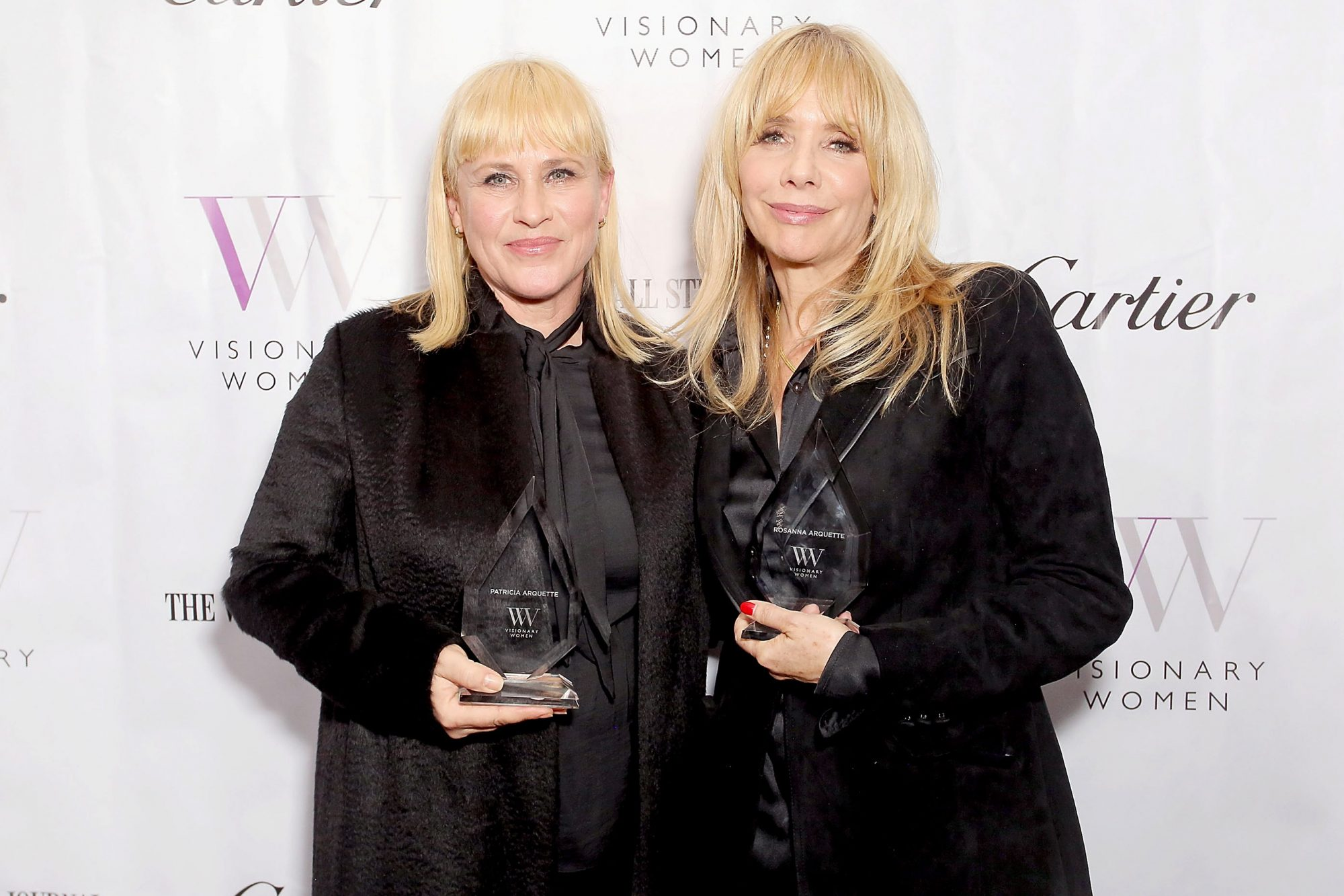 StarTracks - 3/8Visionary Women's International Women's Day Honoring Patricia and Rosanna Arquette