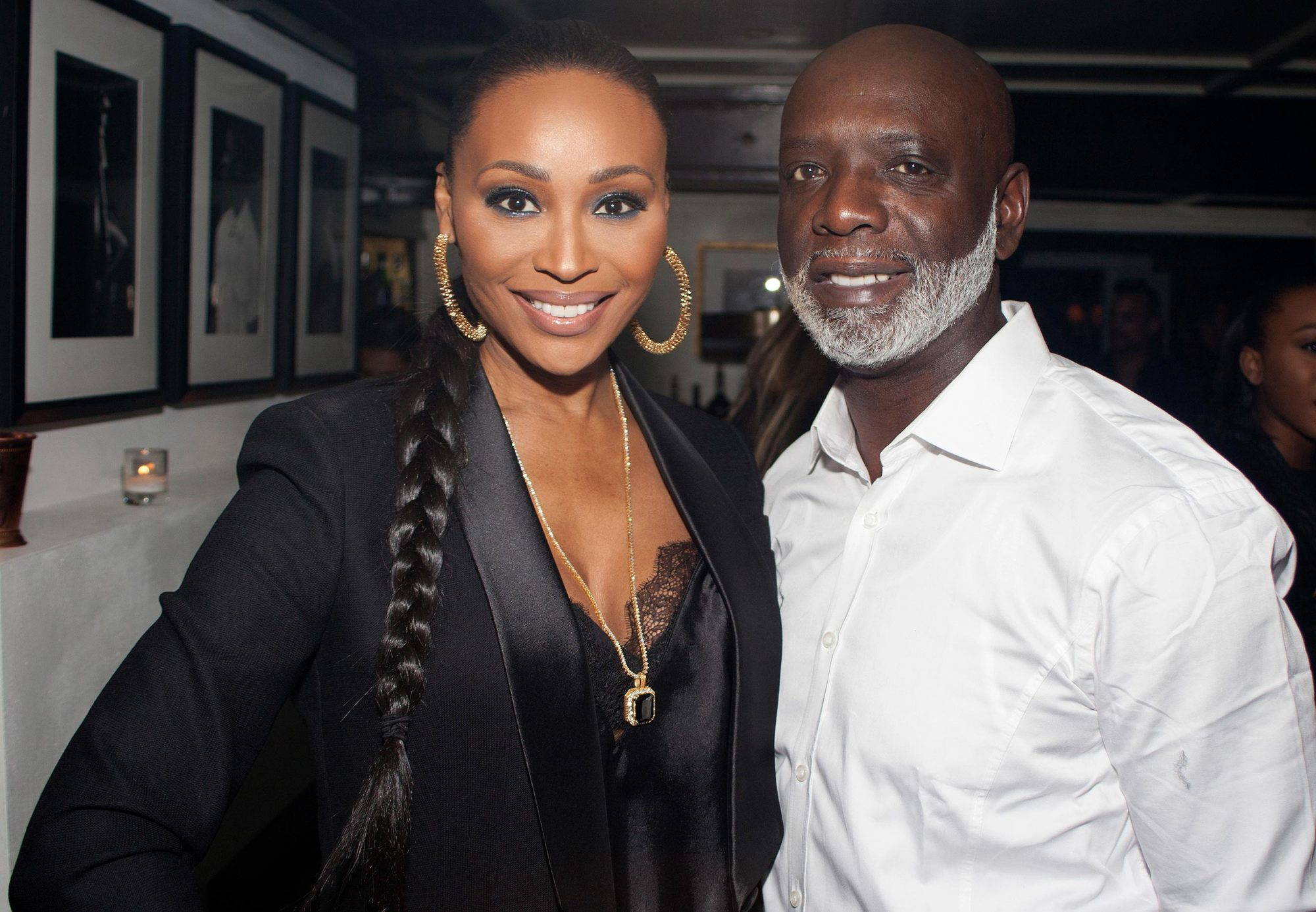 Cynthia Bailey & Peter Thomas