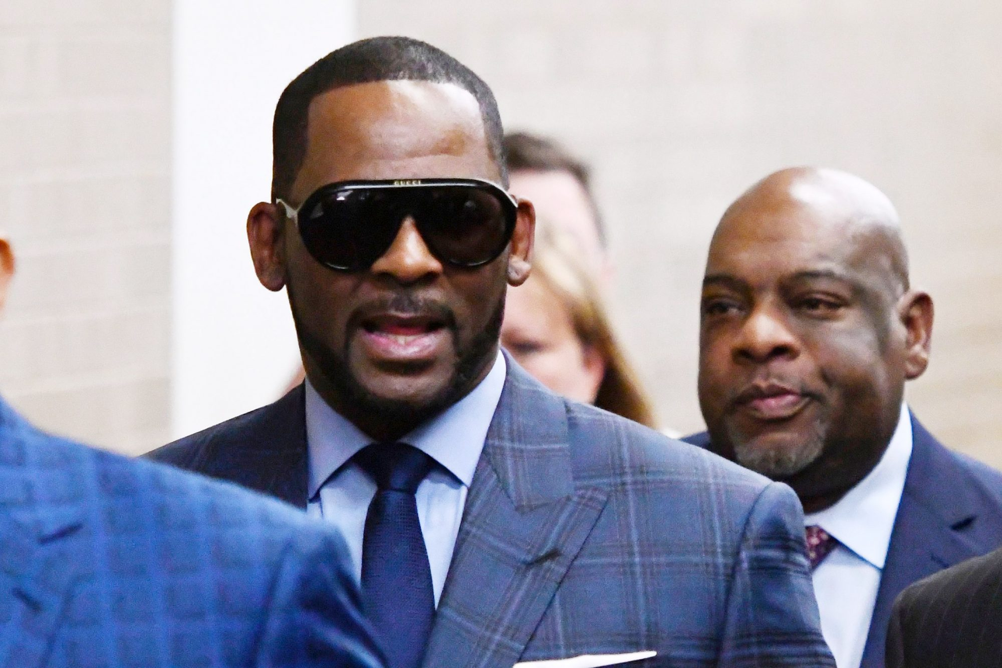 R Kelly Investigation, Chicago, USA - 06 Mar 2019