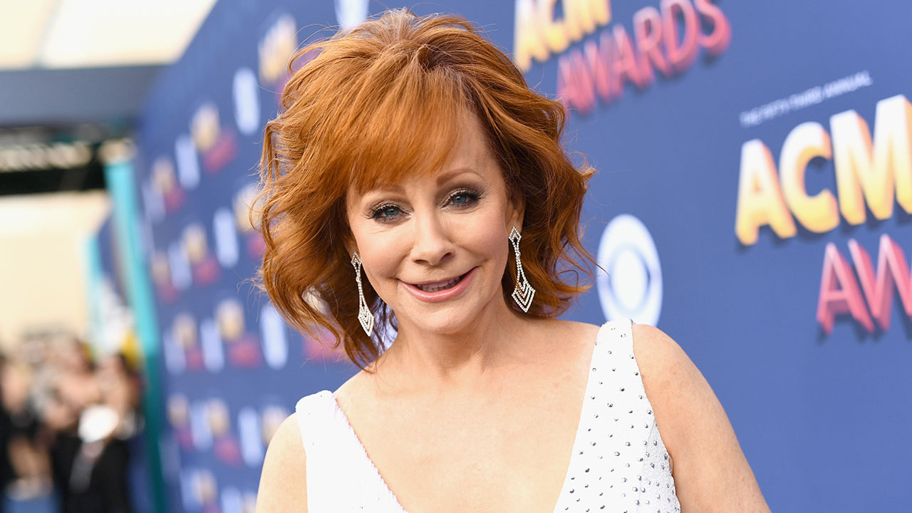 Reba has yet to release 'Stronger Than The Truth' album and she's already talking about collabs for her next album!