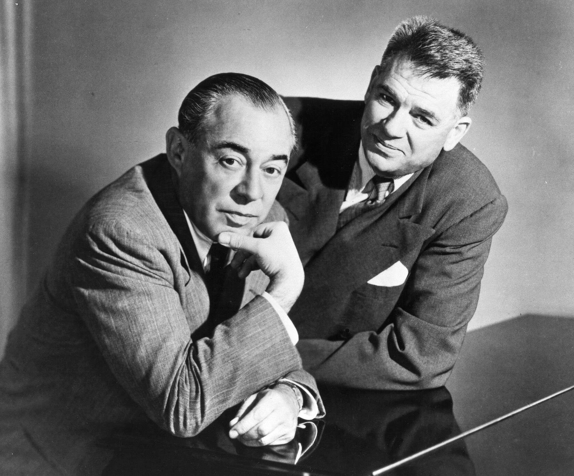 Rodgers & Hammerstein Portrait At The Piano