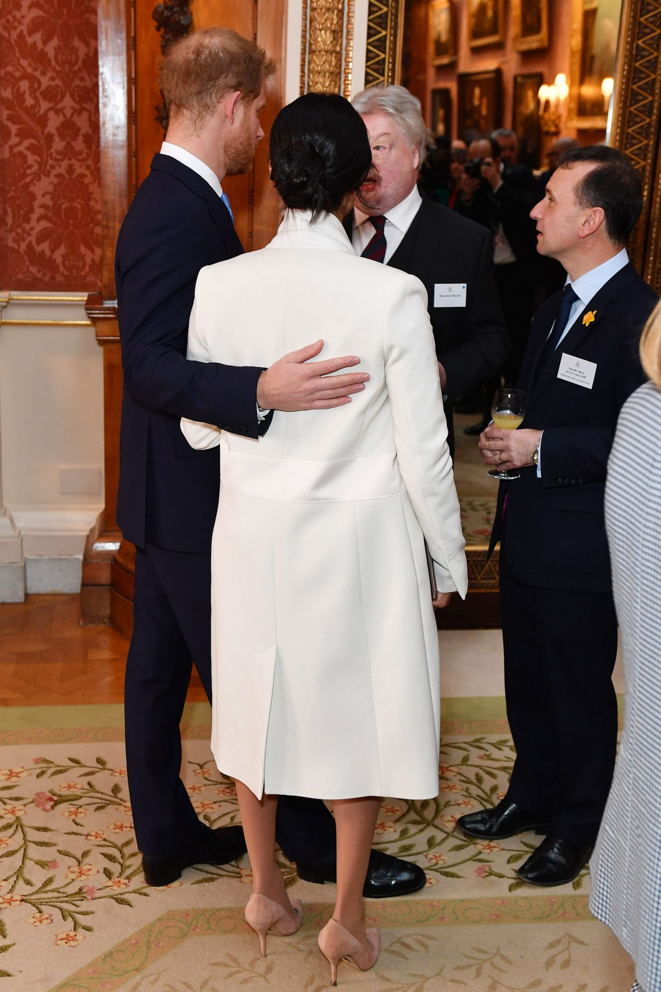 50th Anniversary of the Investiture of Prince Charles, Buckingham Palace, London, UK - 05 Mar 2019