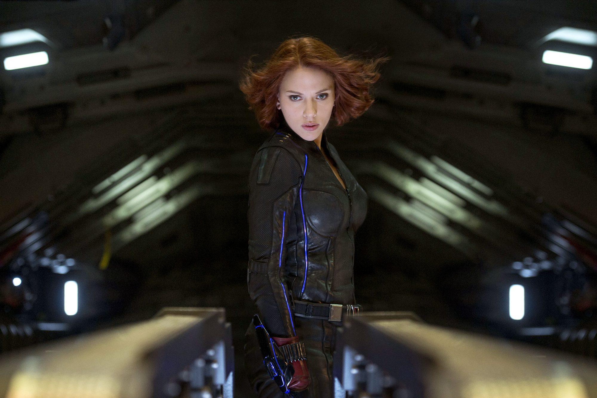 Female Superheroes Gallery: Avengers - Age Of Ultron - 2015