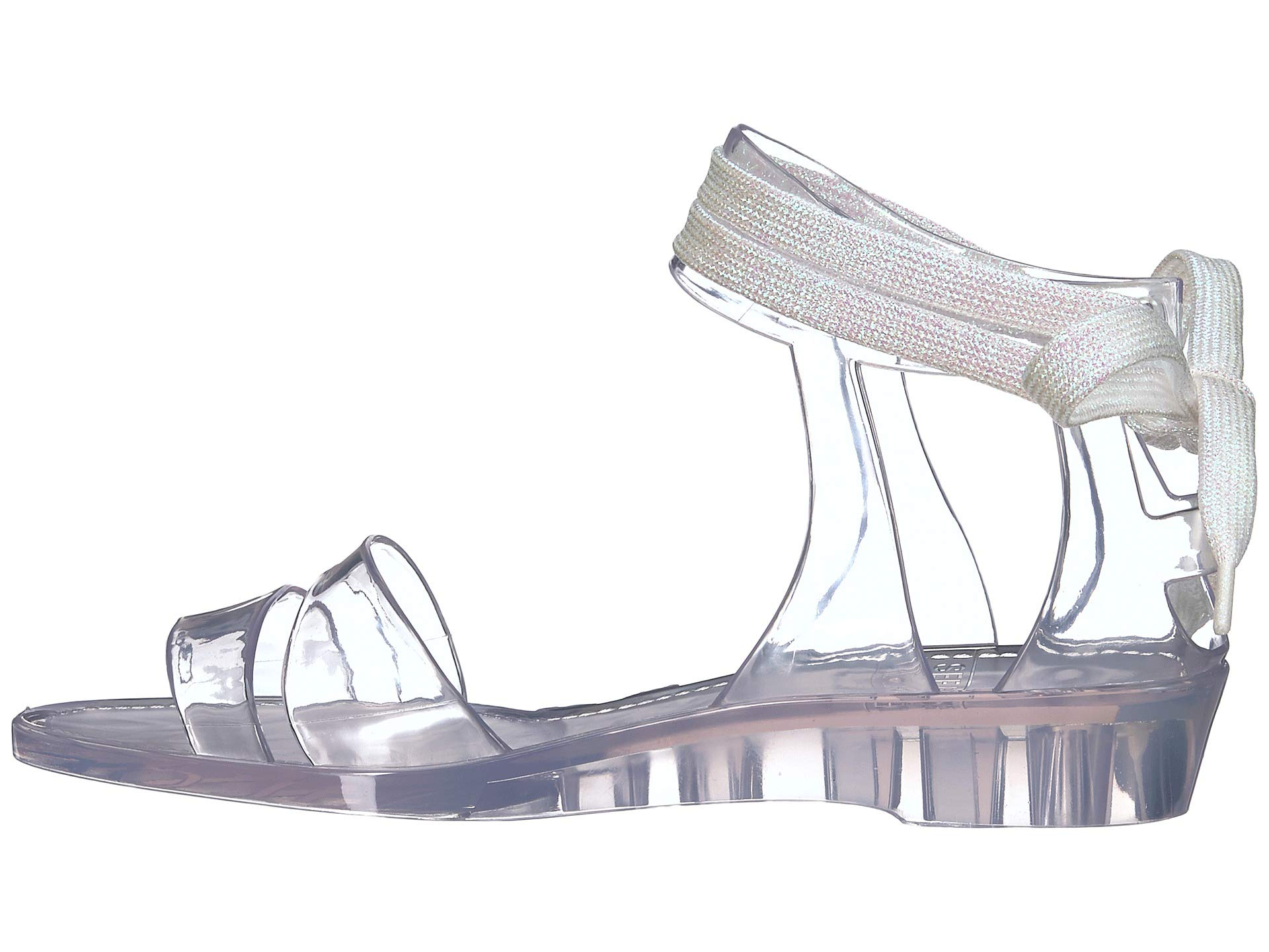 see by chloe clear ankle wrap sandals zappos