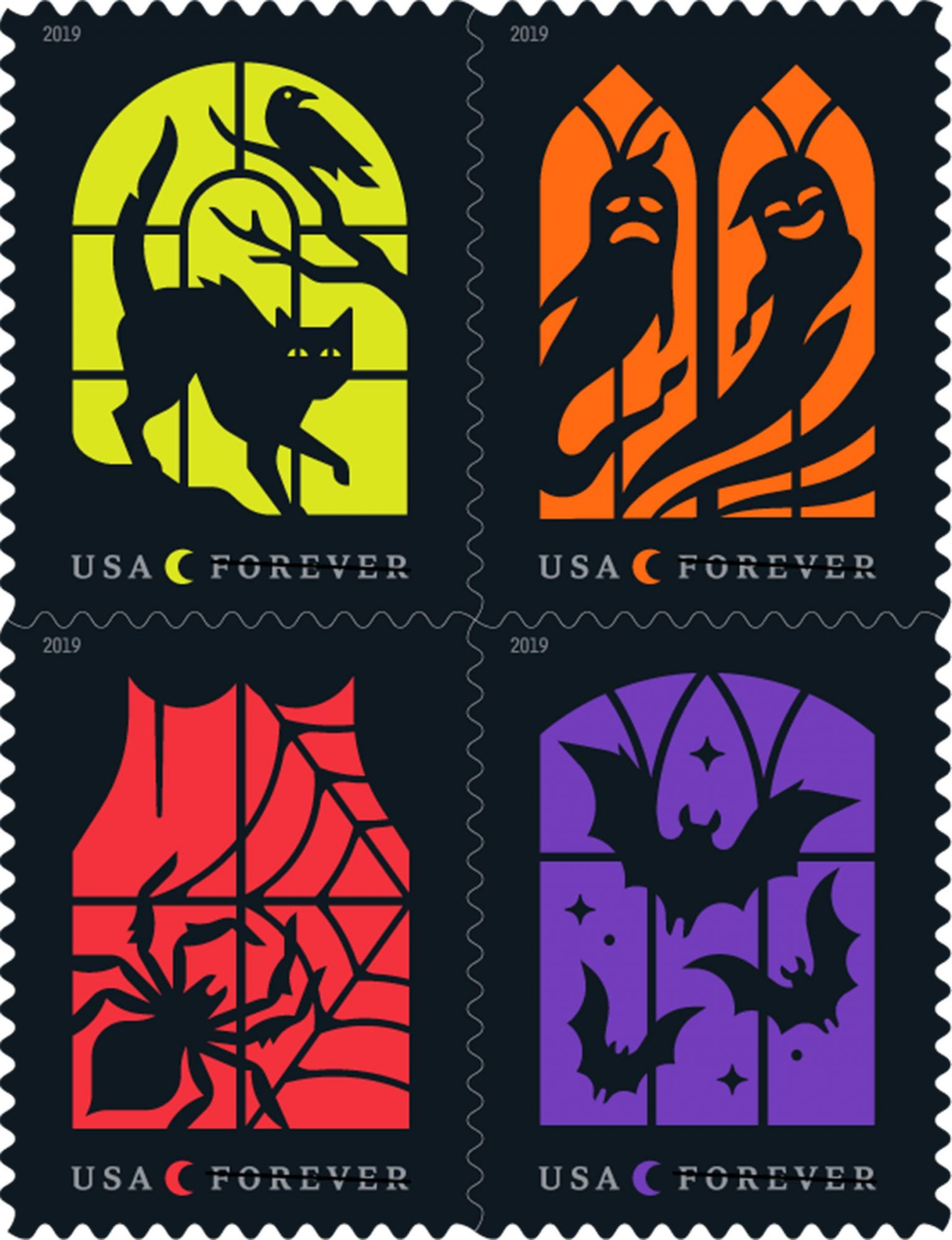 spooky-silhouettes-stamps