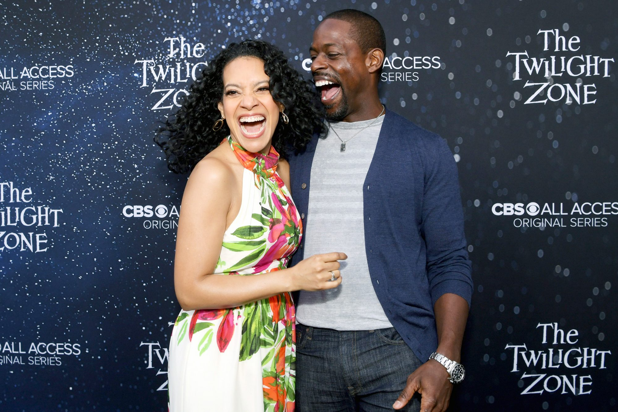 """CBS All Access New Series """"The Twilight Zone"""" Premiere - Red Carpet"""