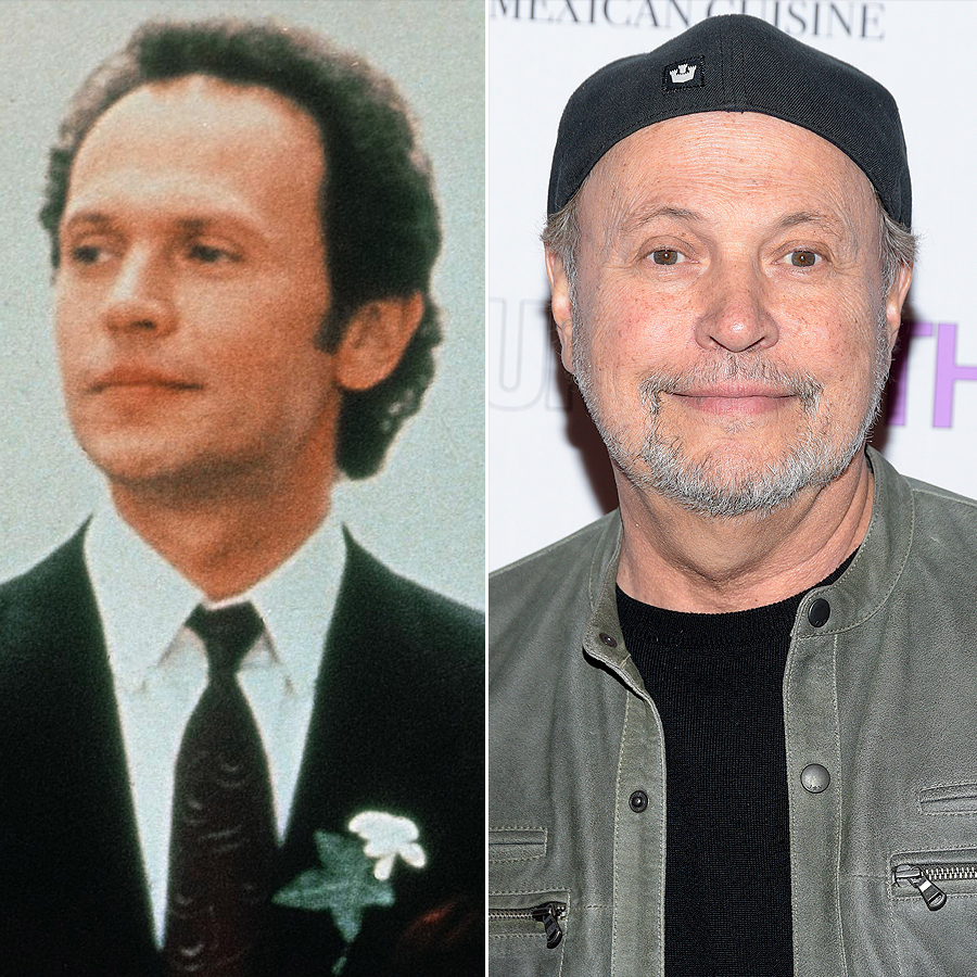 Billy Crystal as Harry Burns