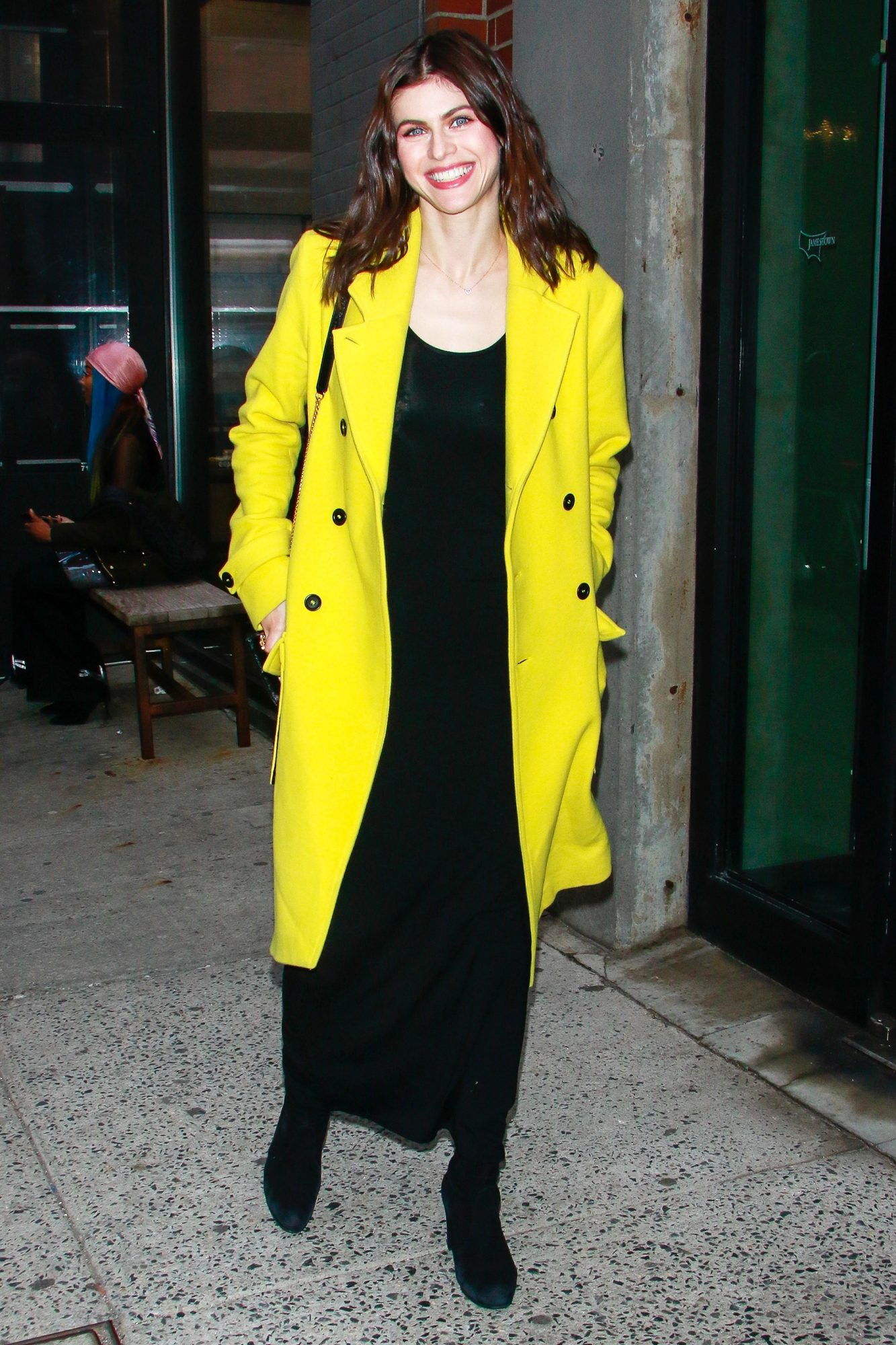 Arrivals At DKNY Sports NYC Event