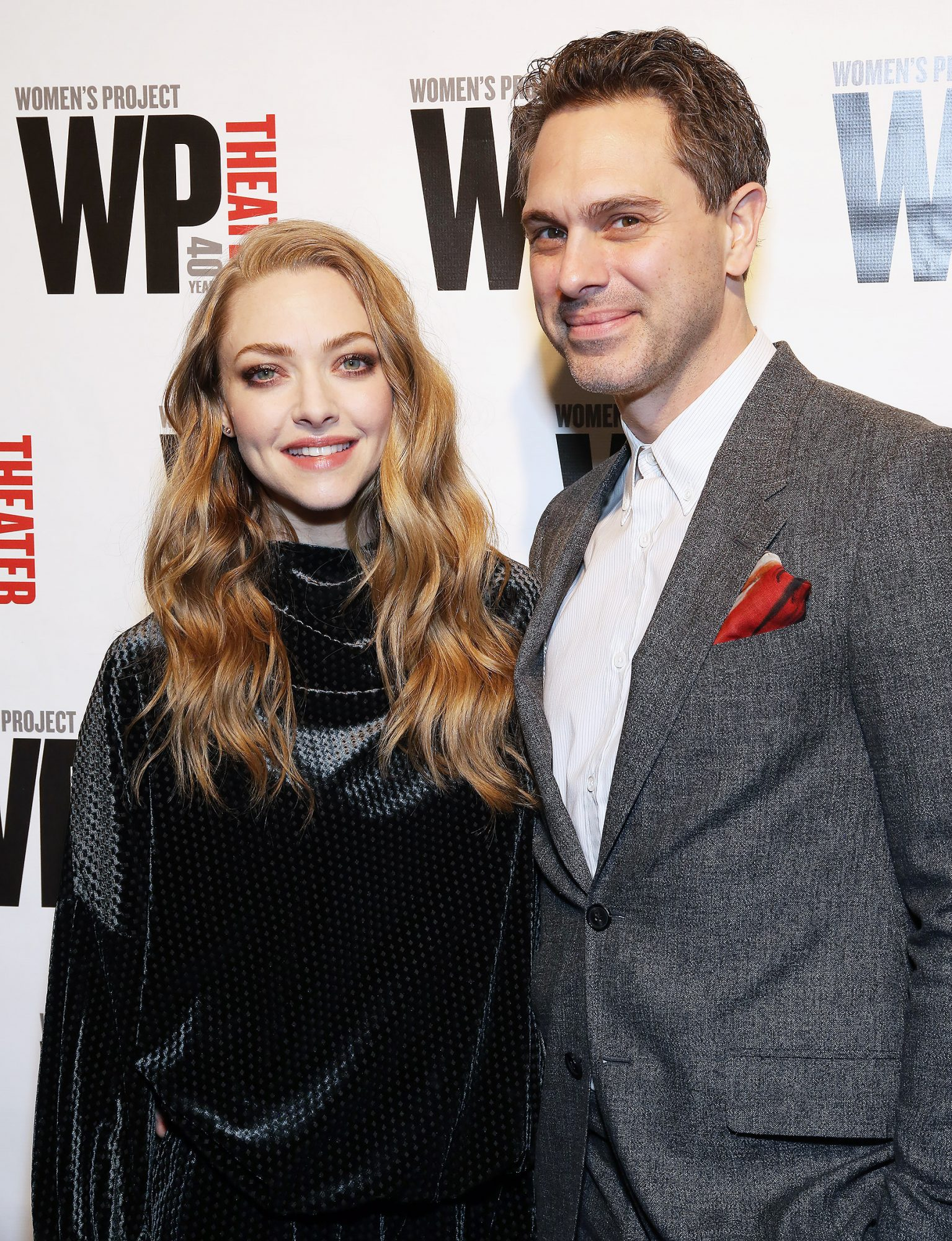 Amanda Seyfried and Thomas Sadowski