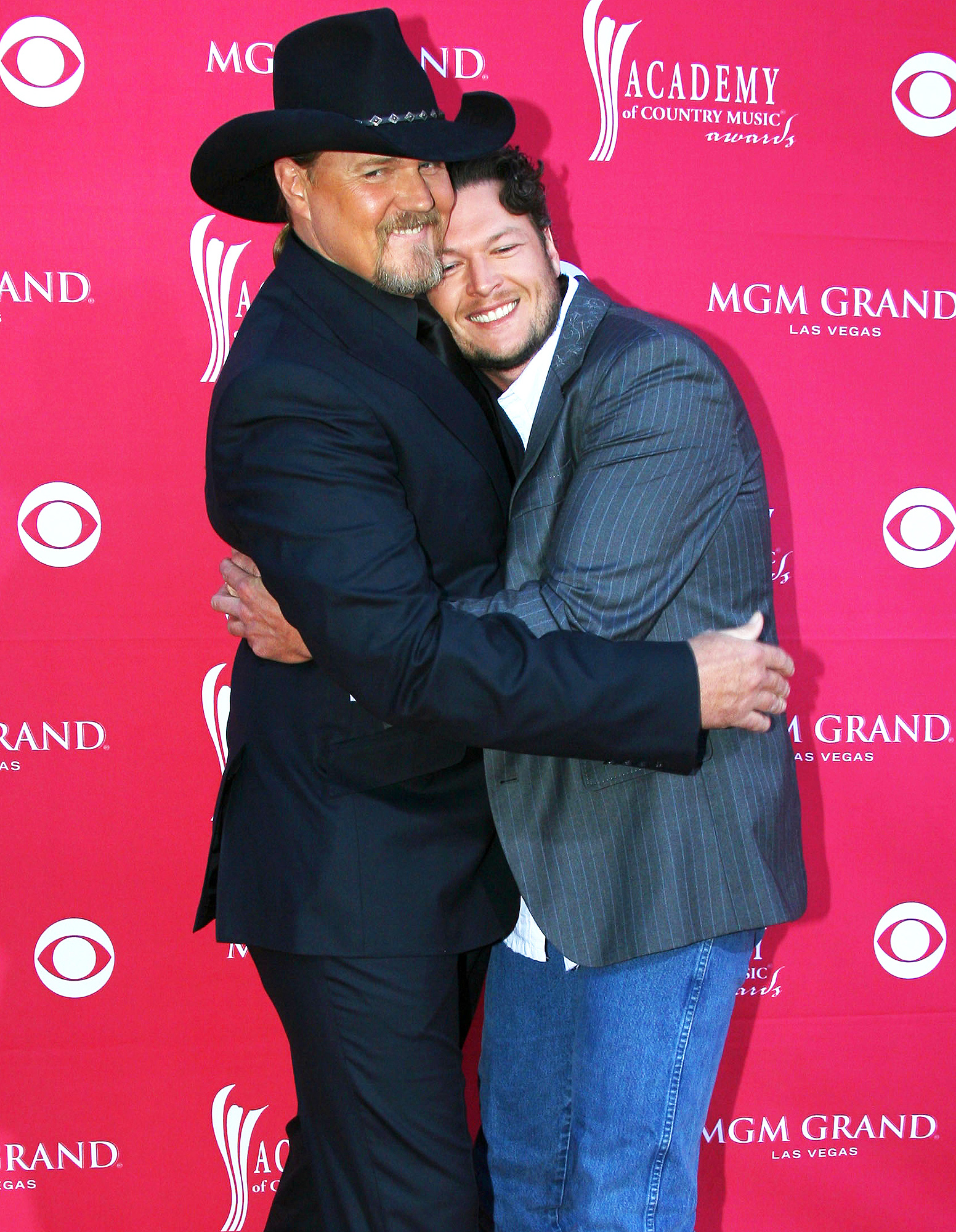 44th Annual Academy of Country Music Awards Arrivals at the MGM Grand, Las Vegas, America - 05 Apr 2009