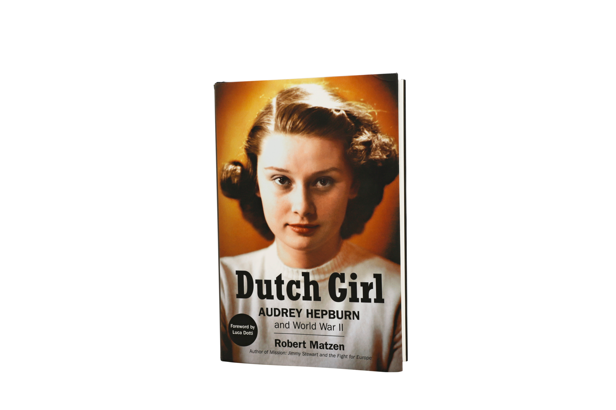 Dutch Girl by Robert Matzen