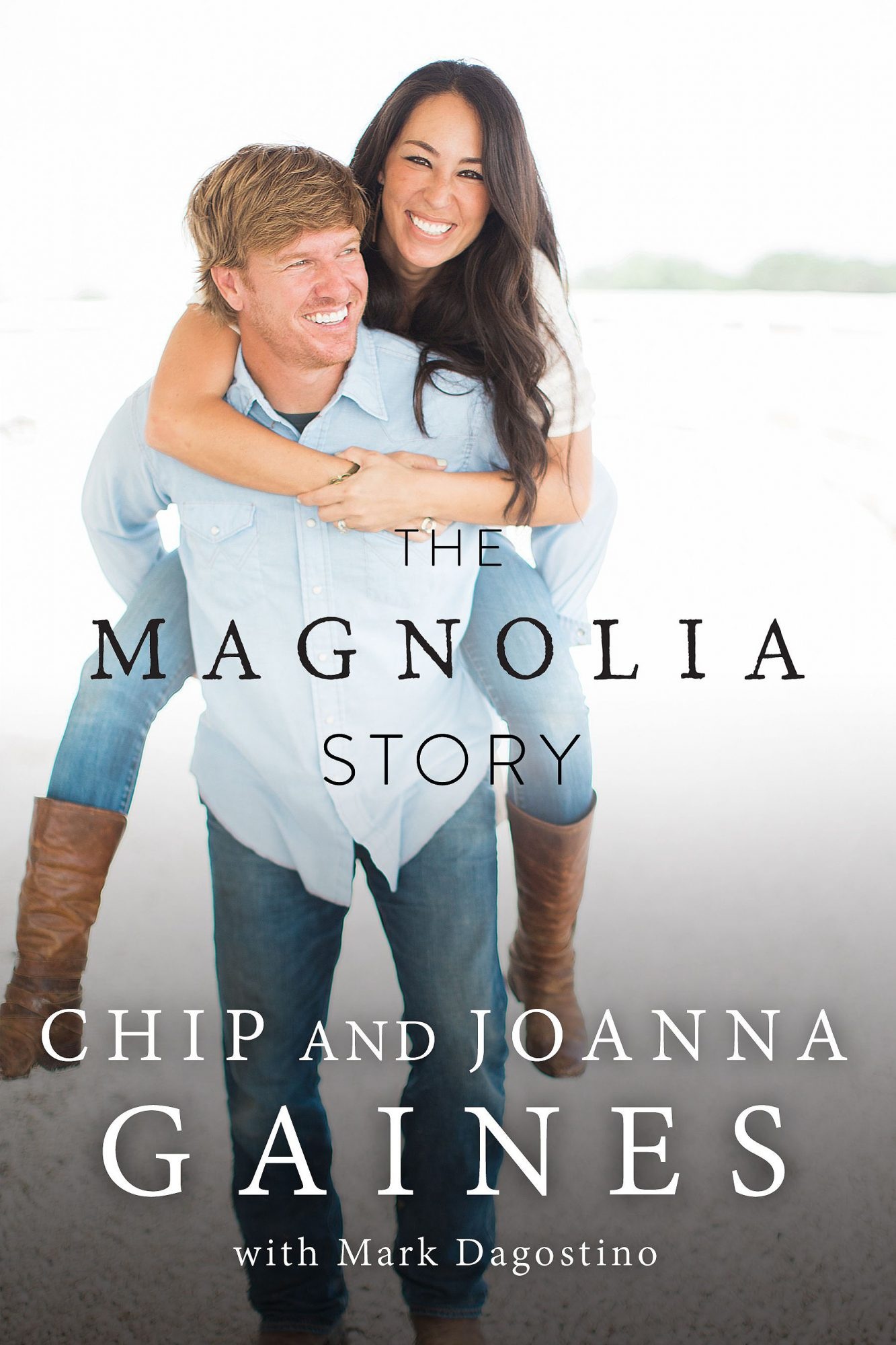 chip joanna gaines the magnolia story book