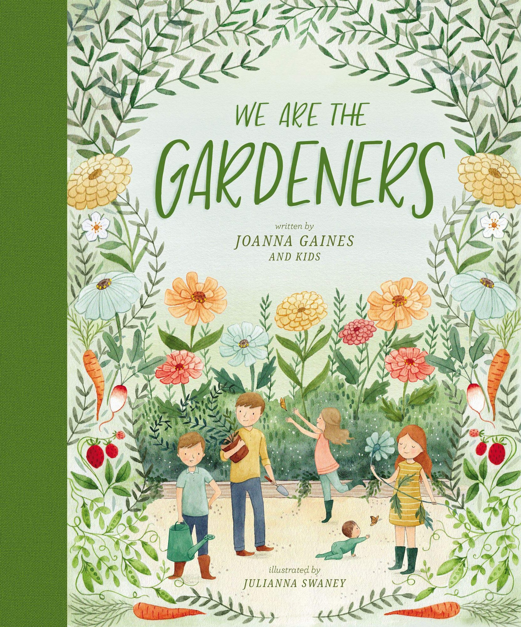 chip joanna gaines childrens book we are the gardeners