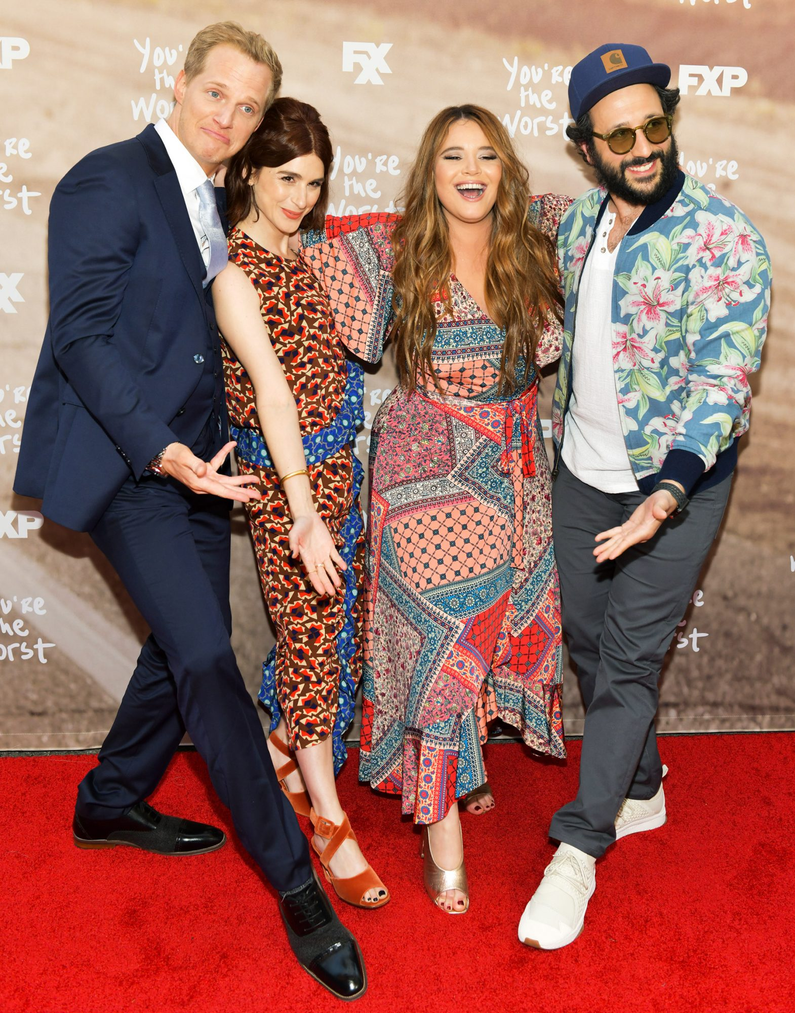 """FXX's """"You're The Worst"""" For Your Consideration Red Carpet Event"""