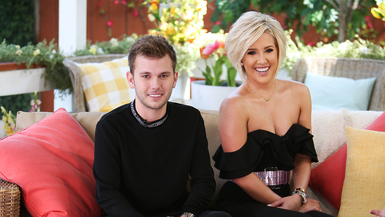 Savannah Chrisley Says She'll Clapback 'Immediately' if a Social Media Troll Goes After Her Youngest Siblings