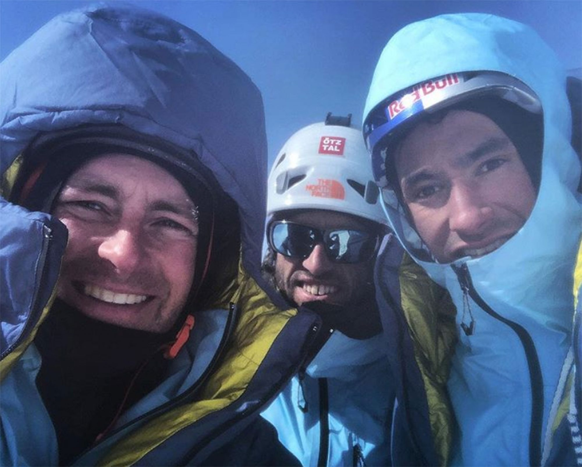Climbers died in avalanche