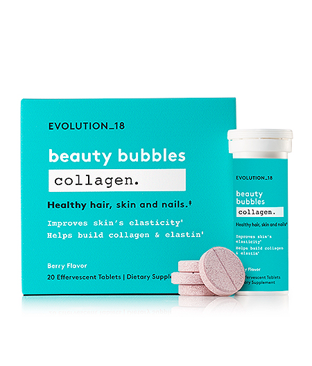 EVOLUTION_18 Beauty Bubbles Collagen and Hyaluronic Acid Tablets