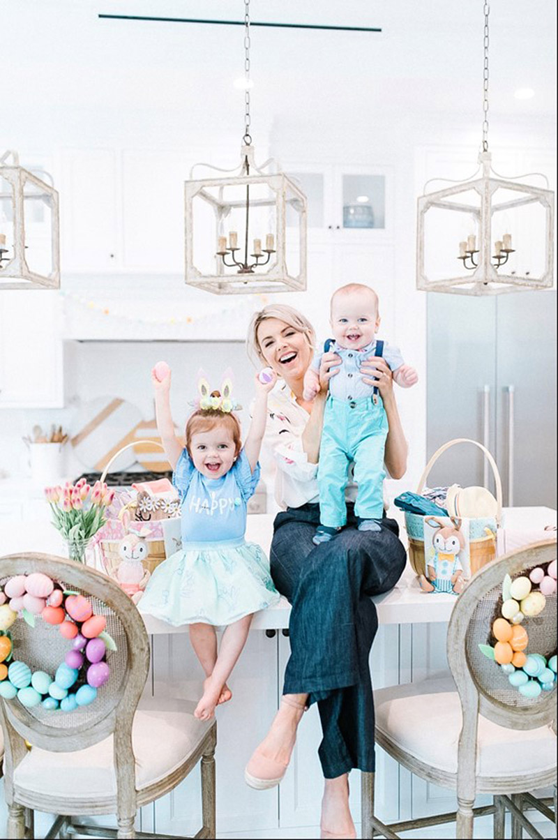 Ali Fedotowsky Easter