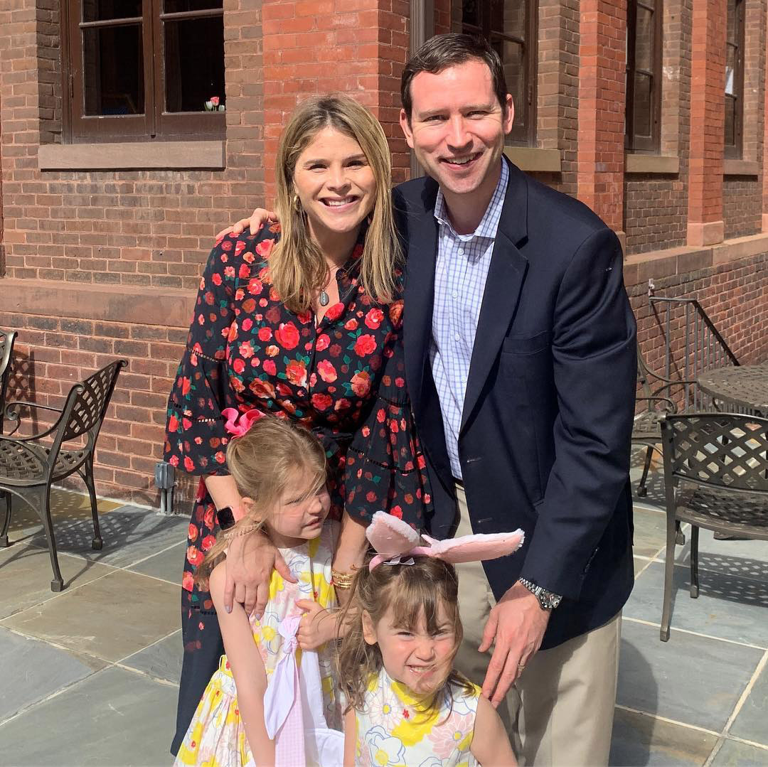 Jenna Bush Hager Easter Instagram