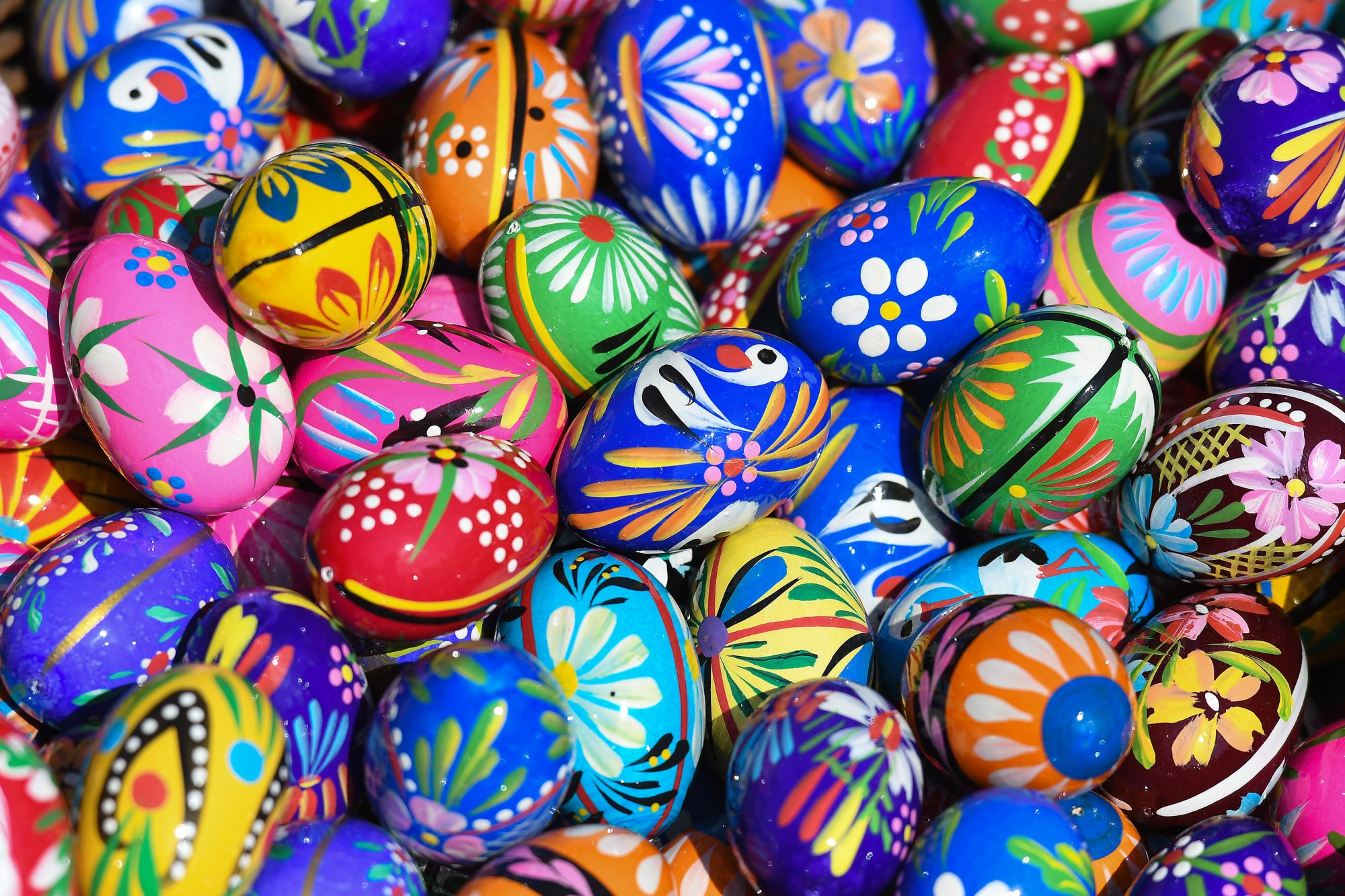 Easter Eggs: Most Amazing Designs from Around the World | PEOPLE.com