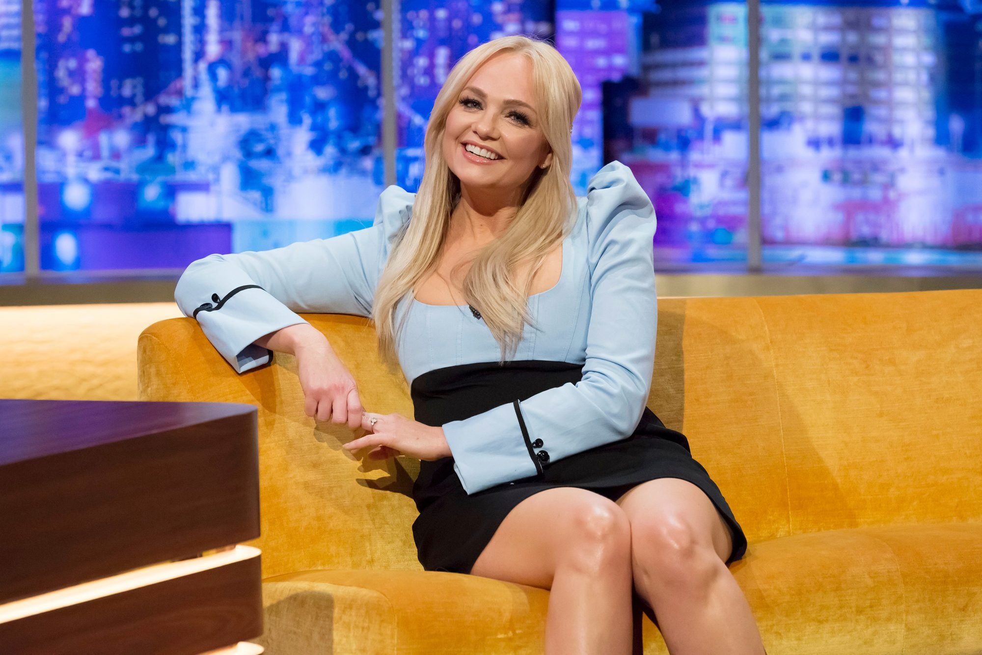 'The Jonathan Ross Show' TV show, Series 14, Episode 7, London, UK - 13 Apr 2019