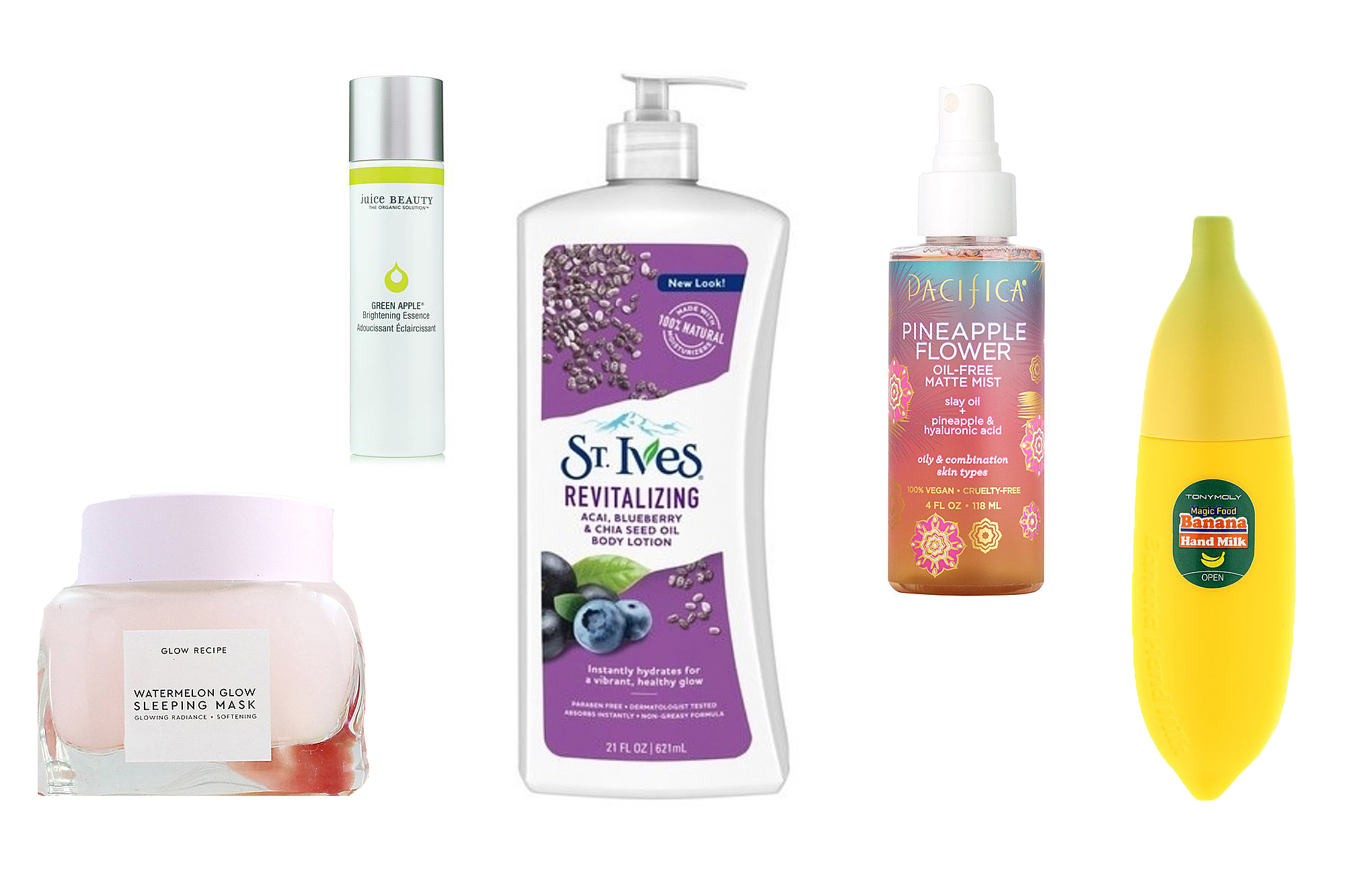 Beauty Fruit Products