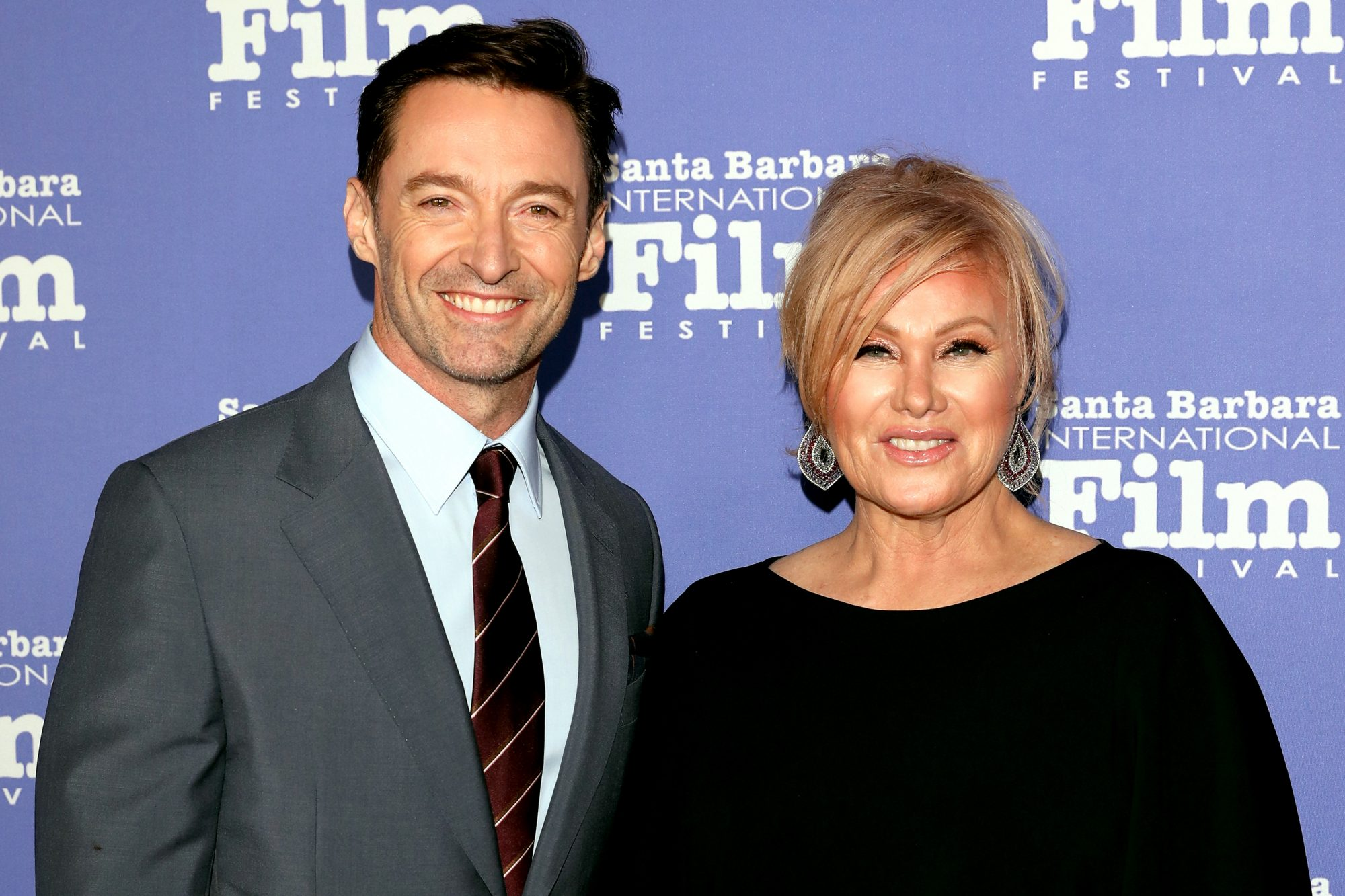 13th Annual Santa Barbara International Film Festival Honors Hugh Jackman With Kirk Douglas Award For Excellence In Film