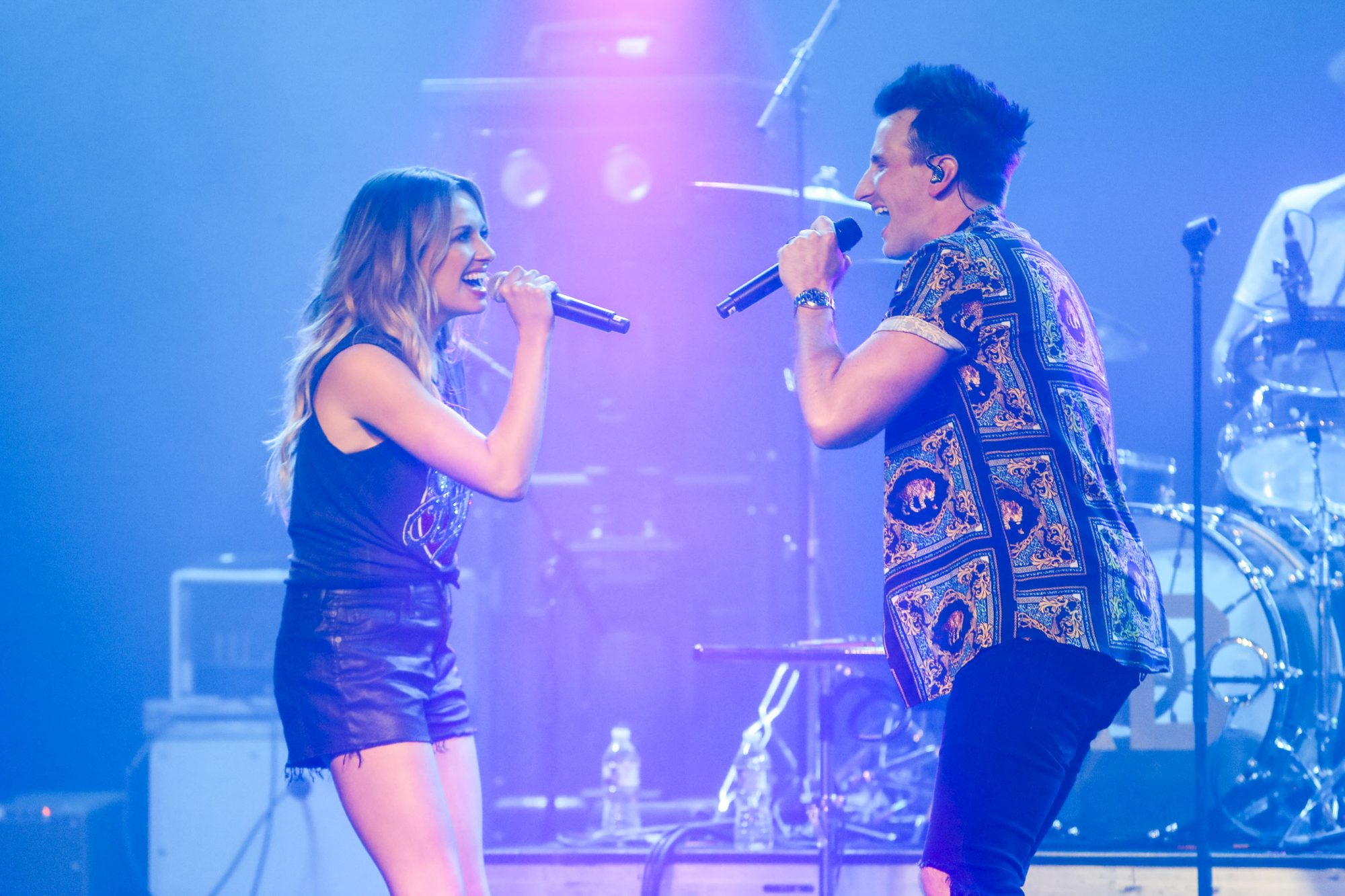 Russell Dickerson And Carly Pearce In Concert - Baton Rouge, Louisiana
