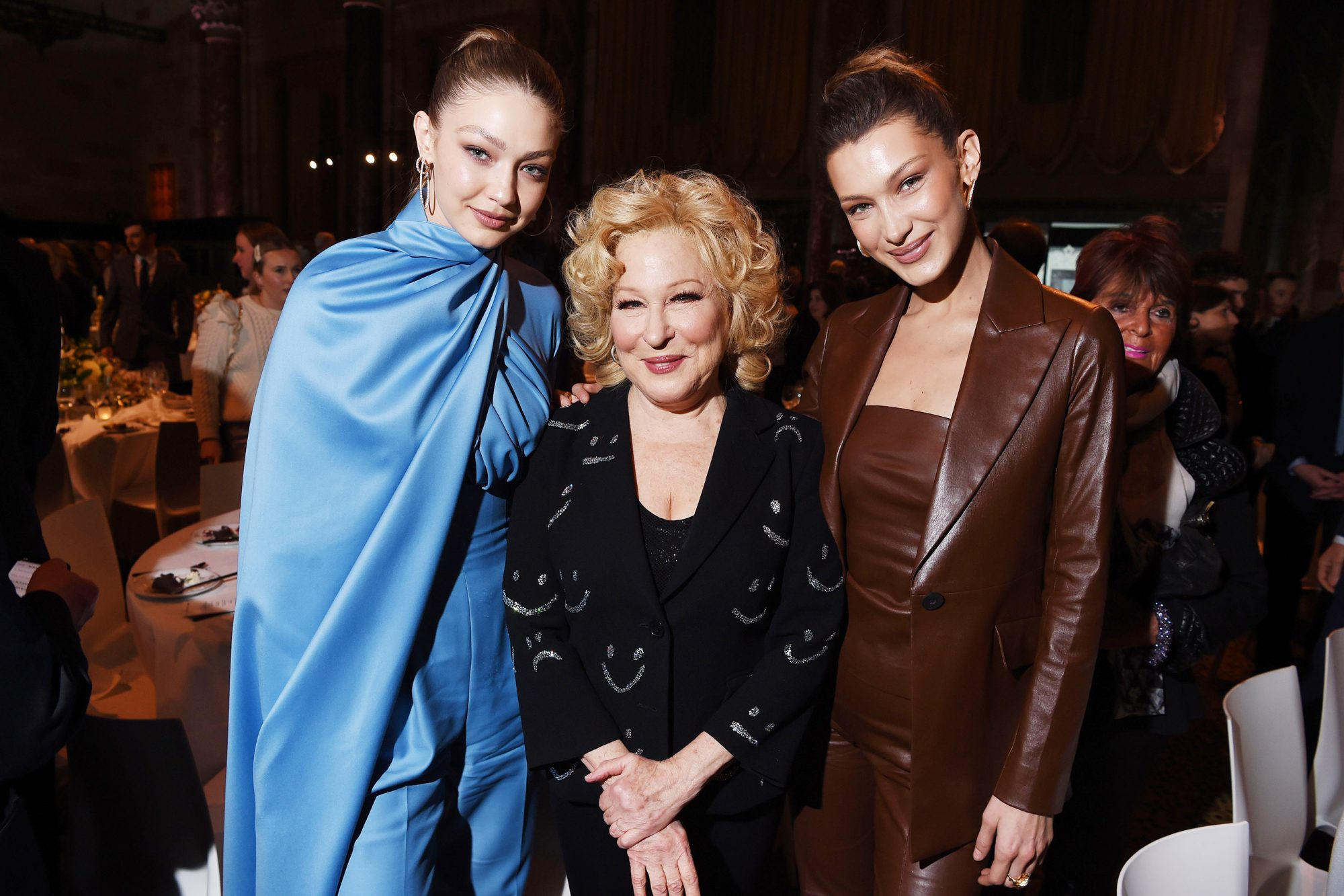 Variety's Power of Women Presented by Lifetime, Inside, Cipriani 42nd St, New York, USA - 05 Apr 2019
