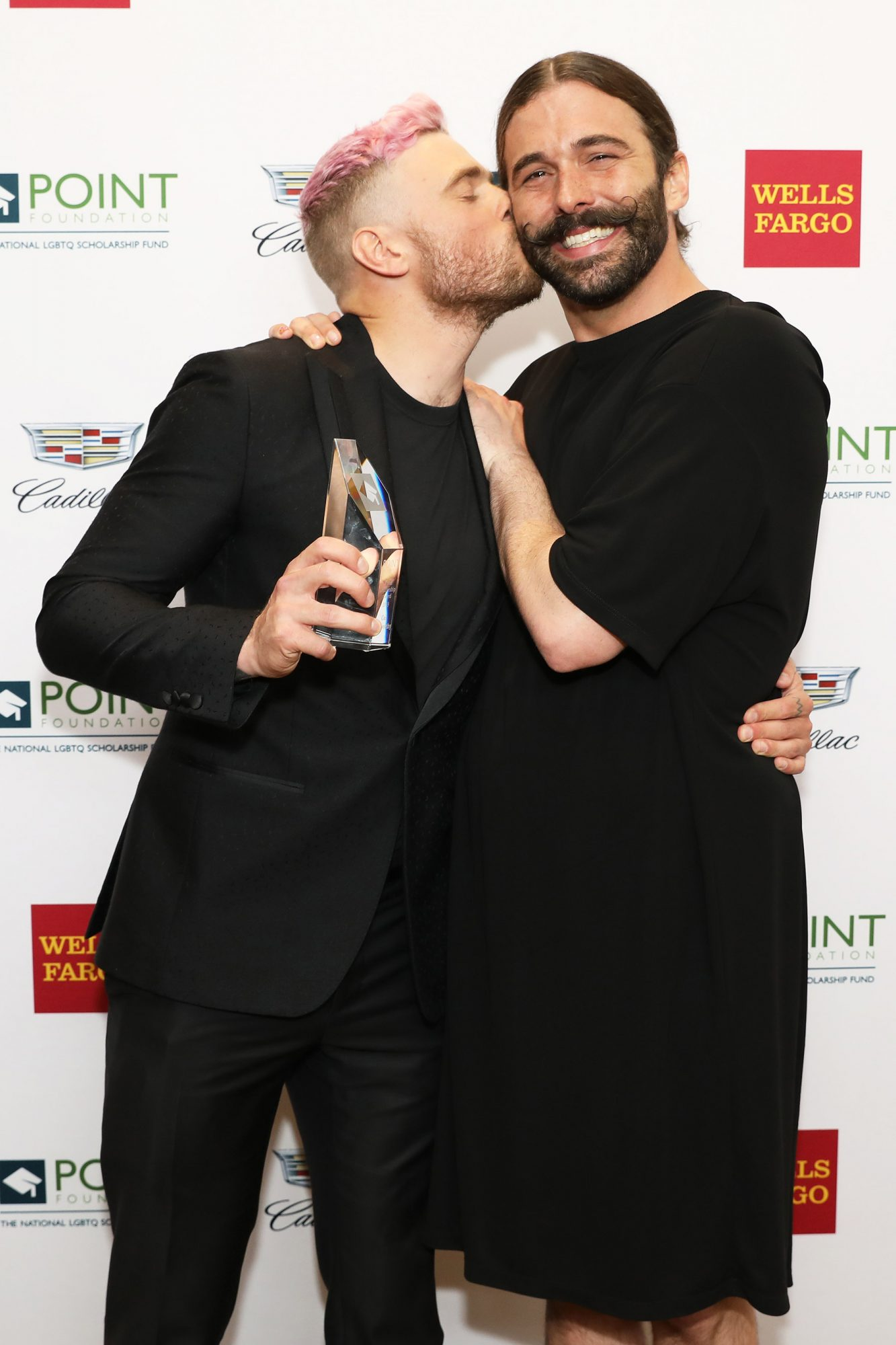 BESTPIX - Celebrities Support LGBTQ Education At Point Honors Gala New York