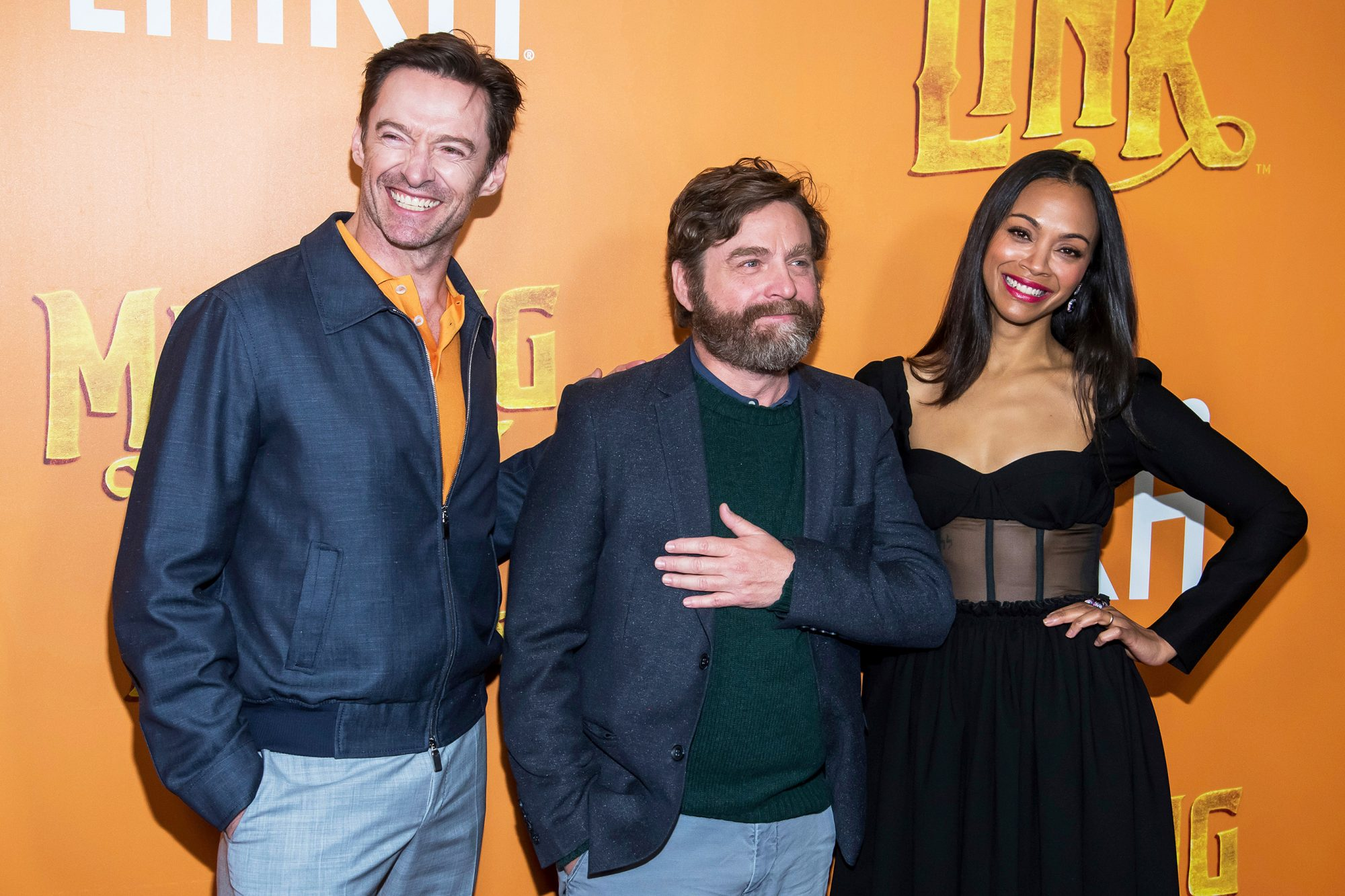 """NY Premiere of """"Missing Link"""", New York, USA - 07 Apr 2019"""