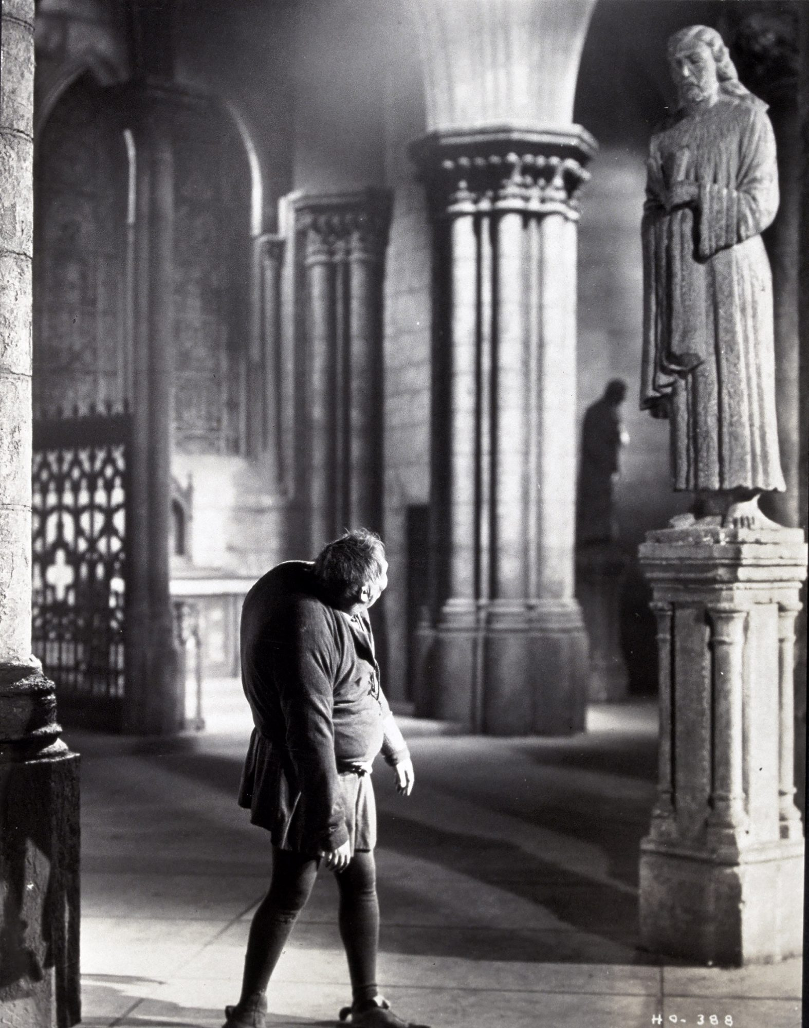 The Hunchback of Notre Dame, Charles Laughton