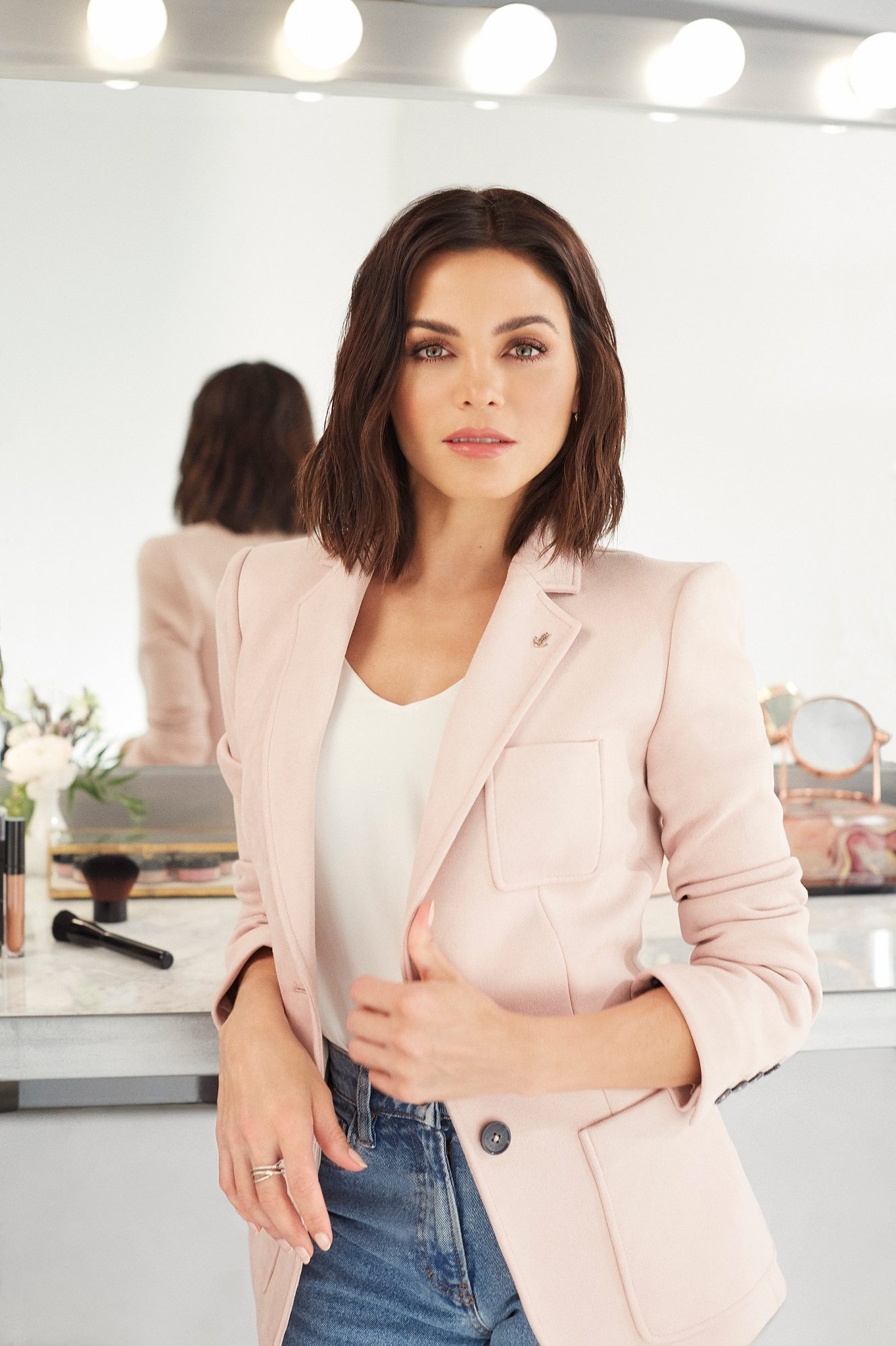 How Self-Proclaimed 'Beauty Junkie' Jenna Dewan Found Natural Products She Truly Loves