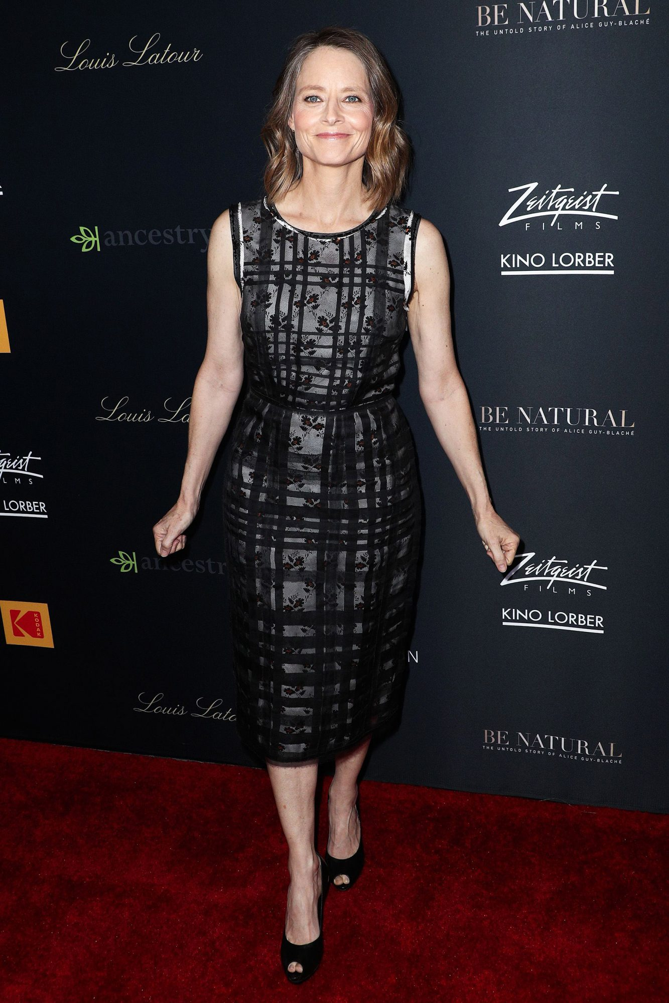 'Be Natural: The Untold Story of Alice Guy-Blache' Film Premiere, Arrivals, Harmony Gold, Los Angeles, USA - 09 Apr 2019