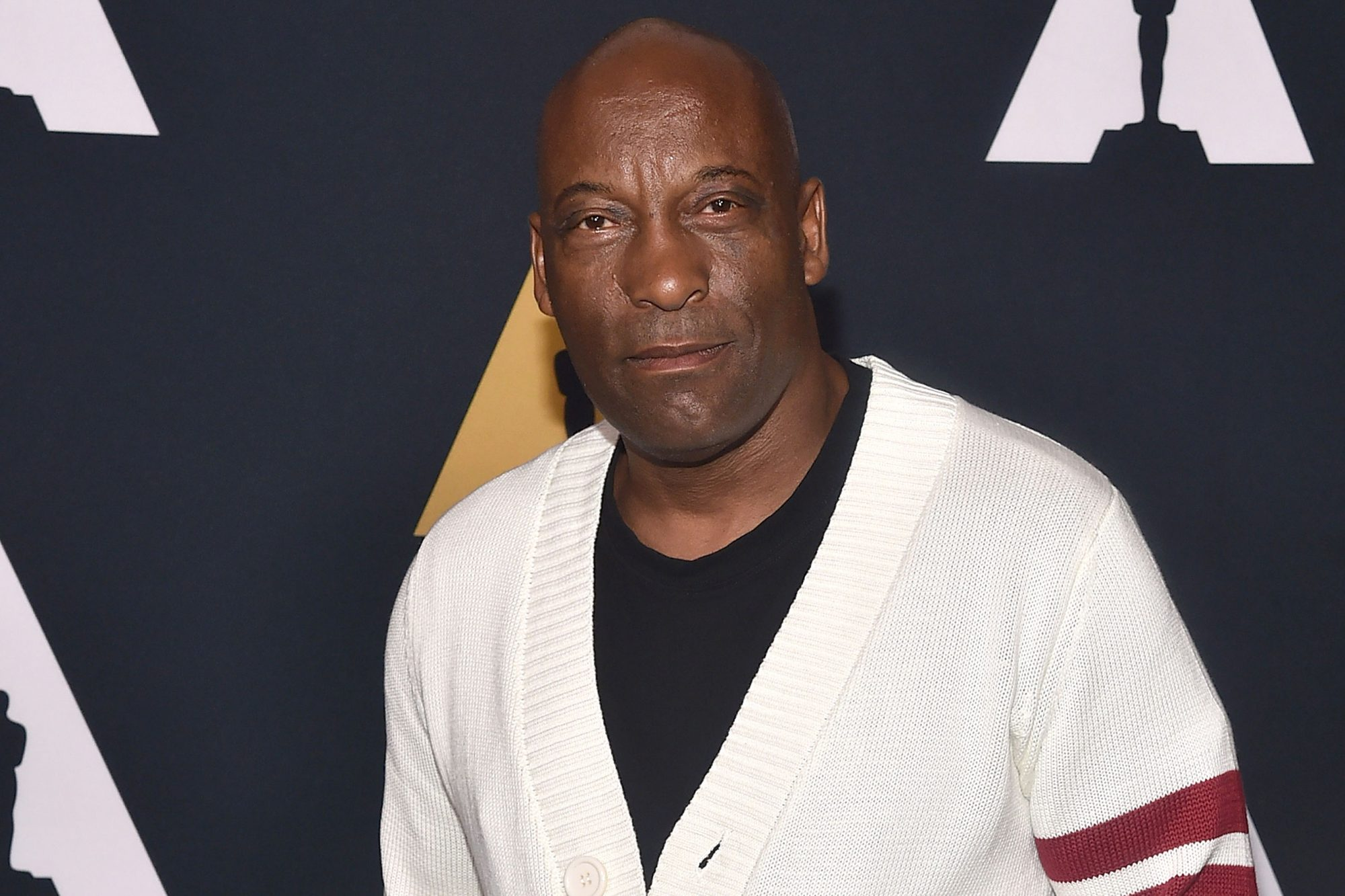 "John Singleton attends the Academy Presents ""Grease"" (1978) 40th Anniversary at the Samuel Goldwyn Theater on August 15, 2018"