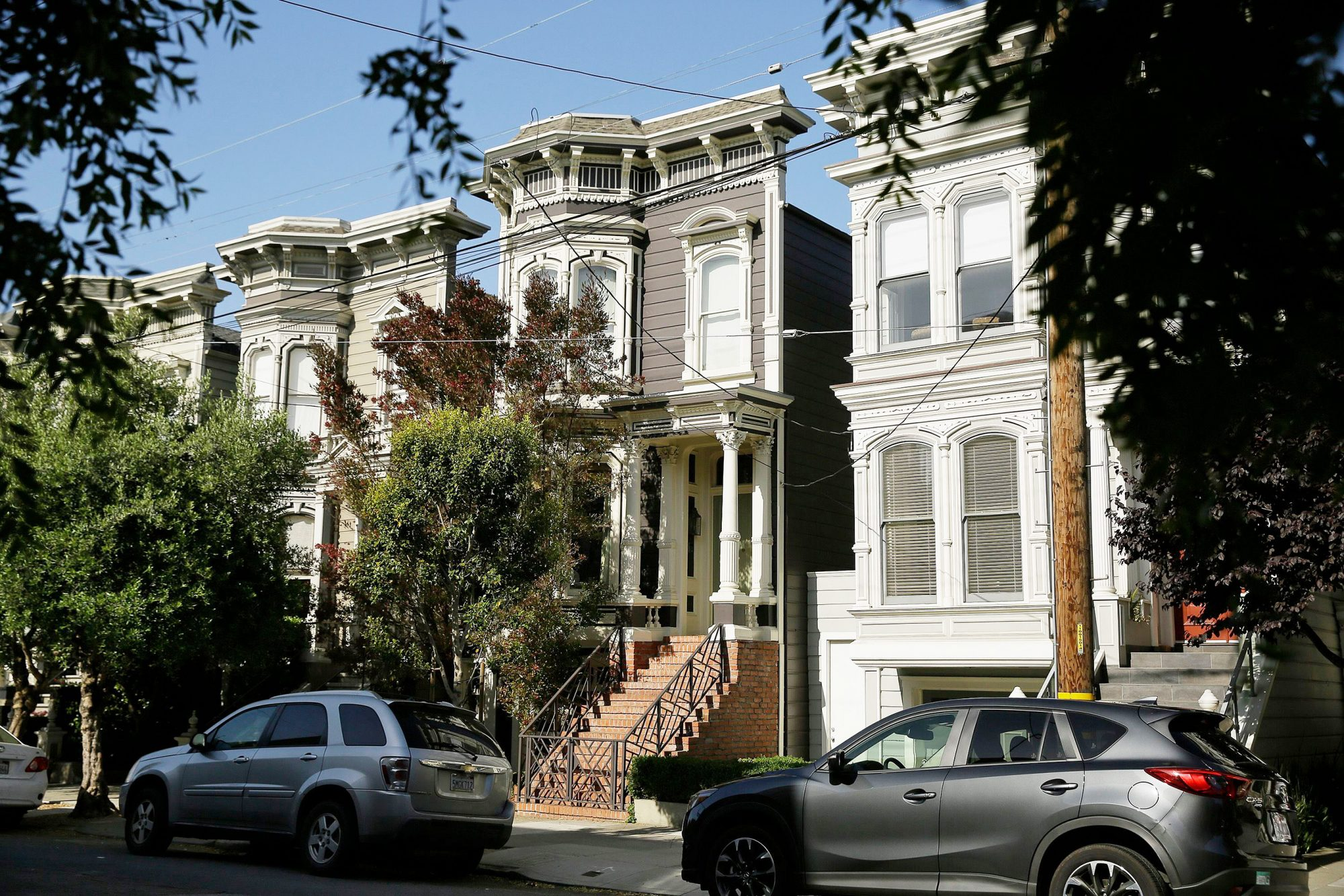 Full House For Sale, San Francisco, USA