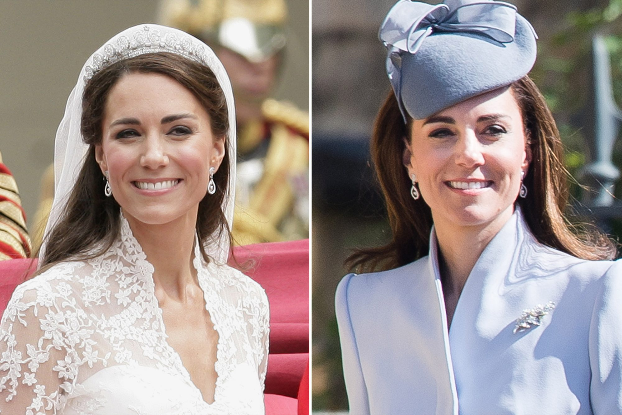 Easter, Kate Middleton, Catherine Duchess of Cambridge, Wedding, Earrings