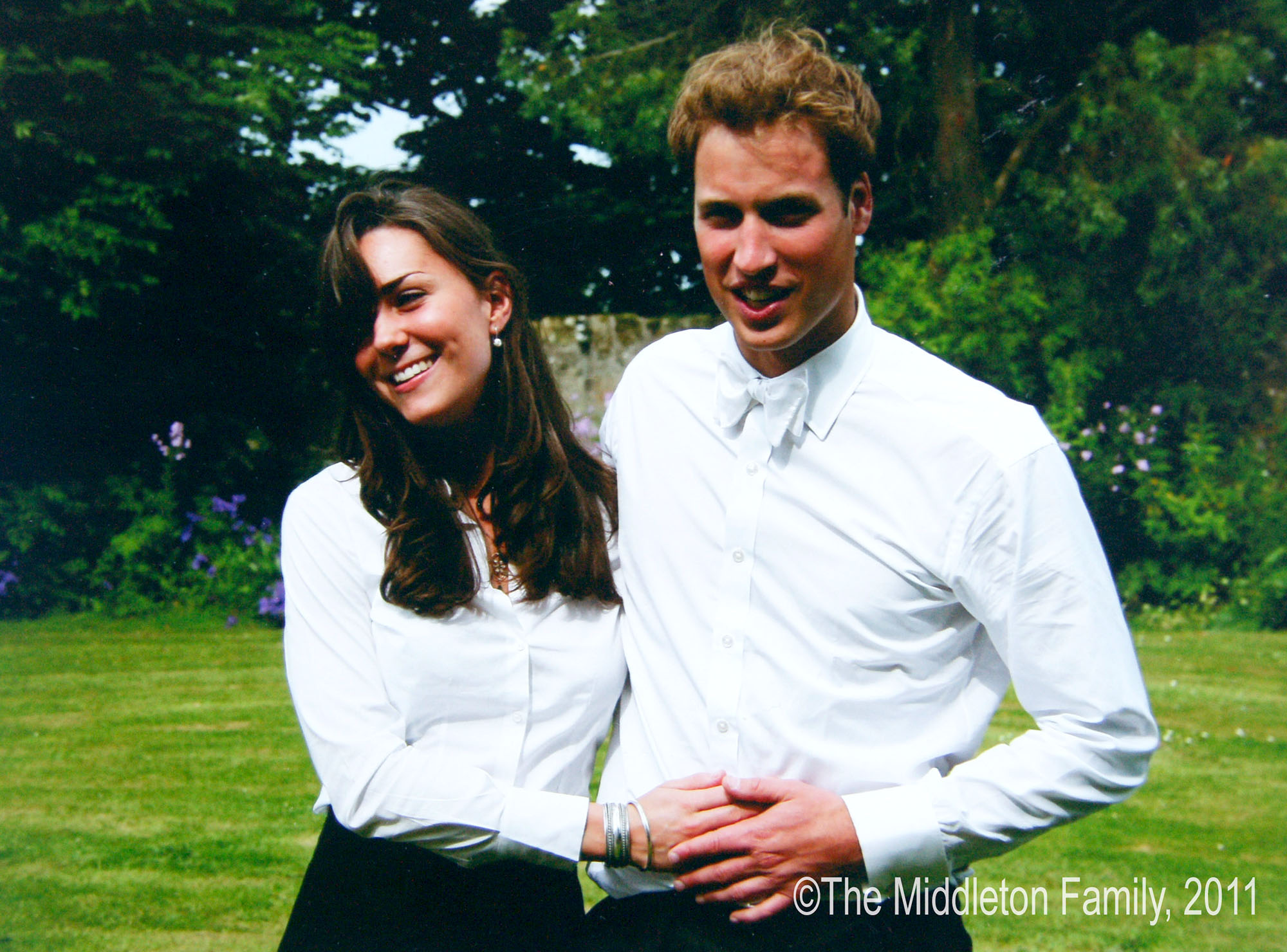 Middleton Family/Clarence House via Getty