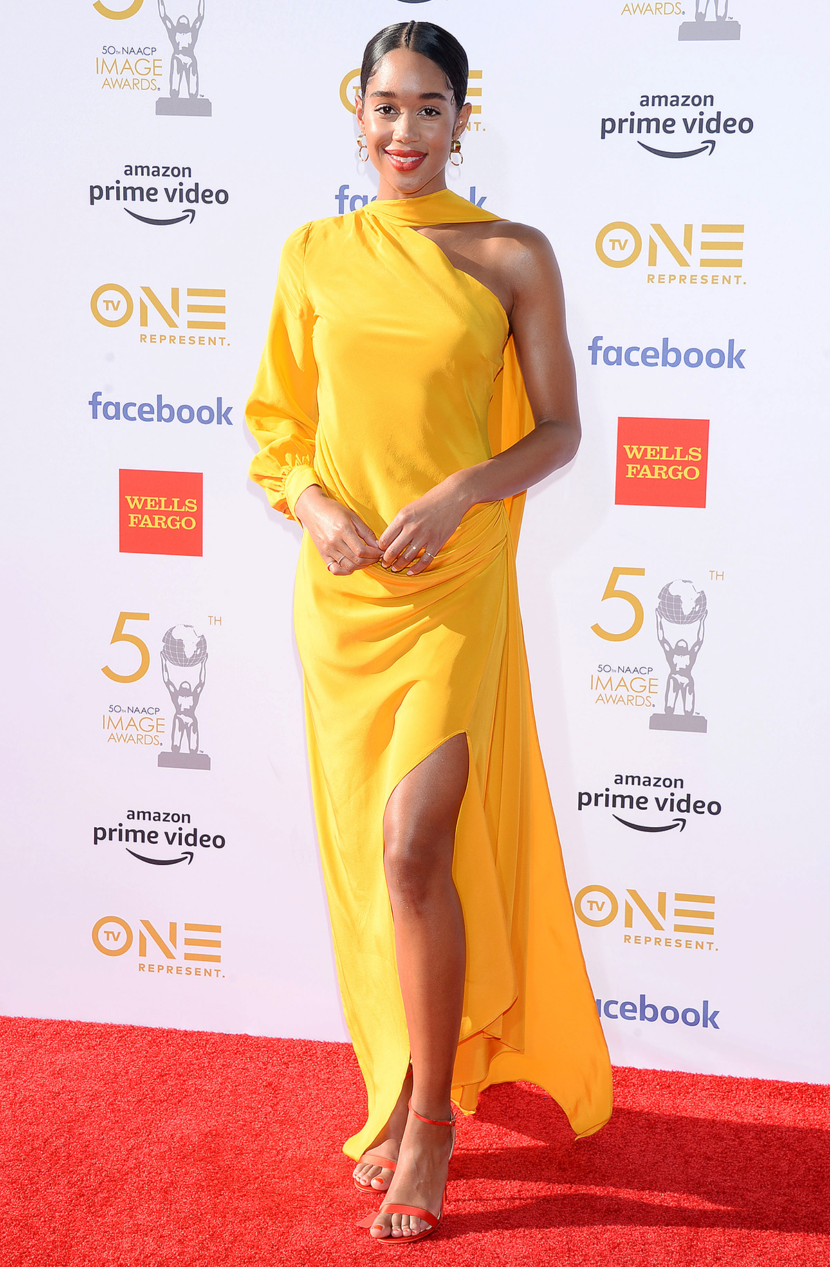 50th Annual NAACP Image Awards, Arrivals, Dolby Theatre, Los Angeles, USA - 30 Mar 2019